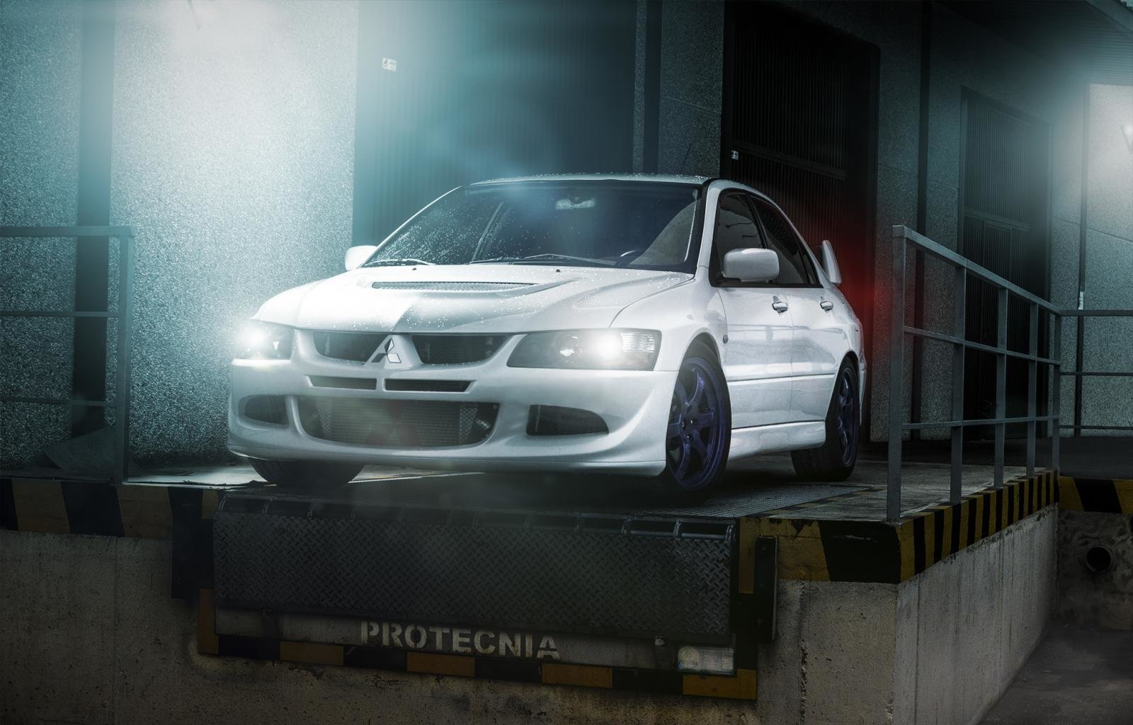 Best Mitsubishi Lancer Evolution 8 (VIII) wallpaper ID:340269 for High Resolution hd 1600x1024 PC