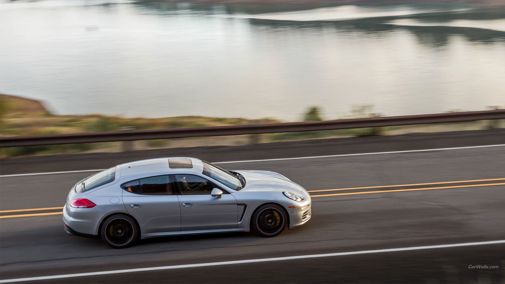 Download full hd 1920x1080 Porsche Panamera PC wallpaper ID:27847 for free