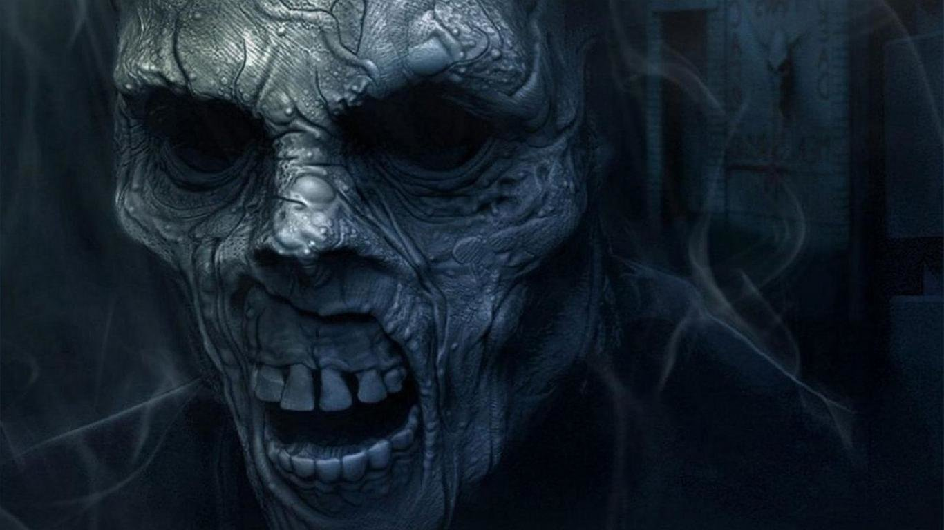 Awesome Creepy Free Wallpaper Id 381385 For 1366x768 Laptop Pc