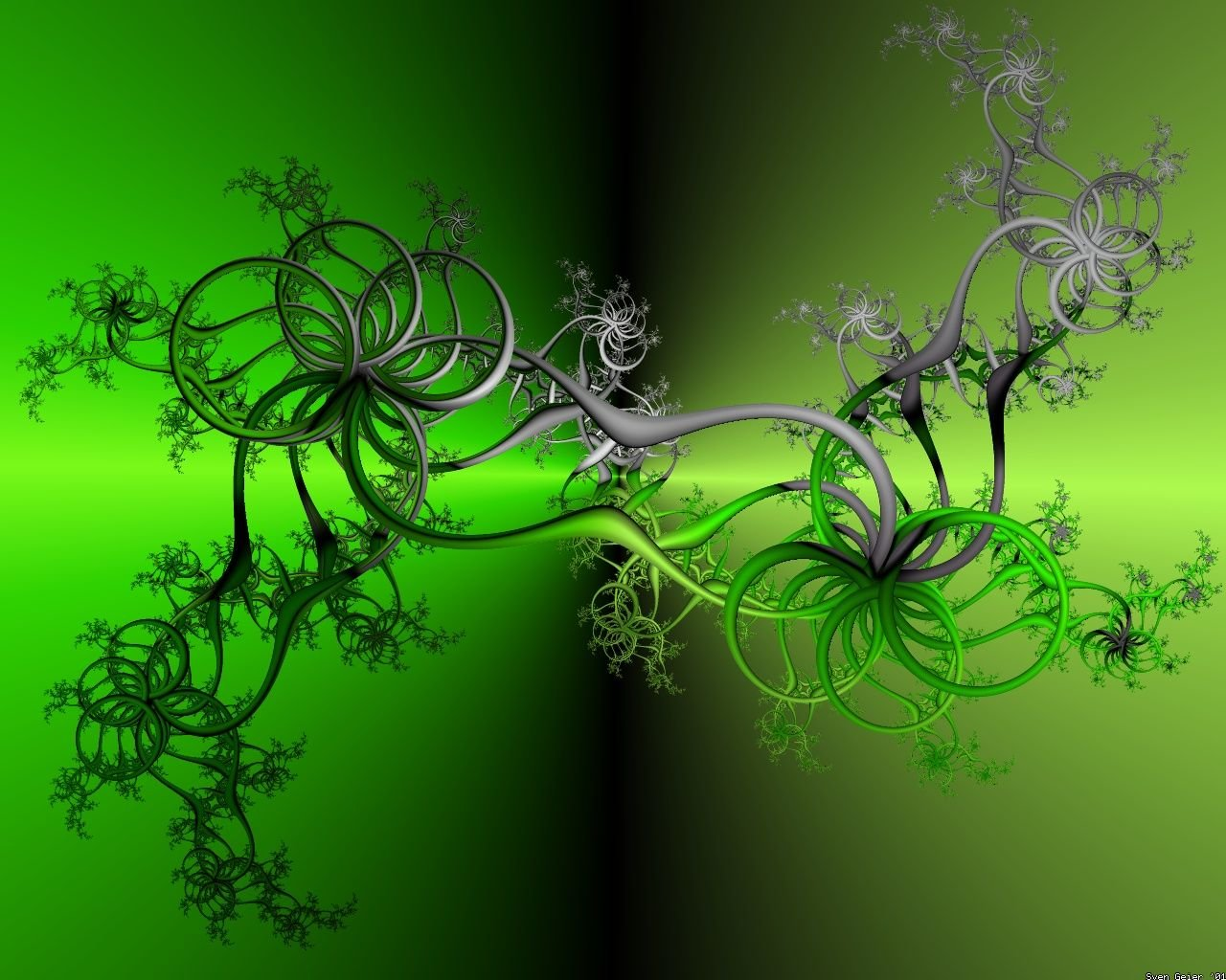 Free download Fractal background ID:94798 hd 1280x1024 for computer