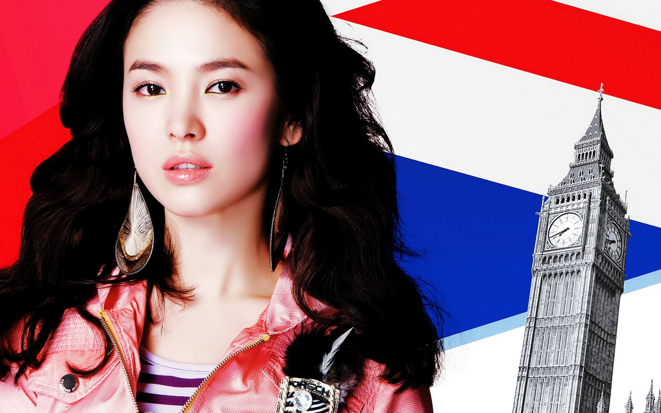 Awesome Song Hye-kyo free background ID:469343 for hd 2560x1600 computer