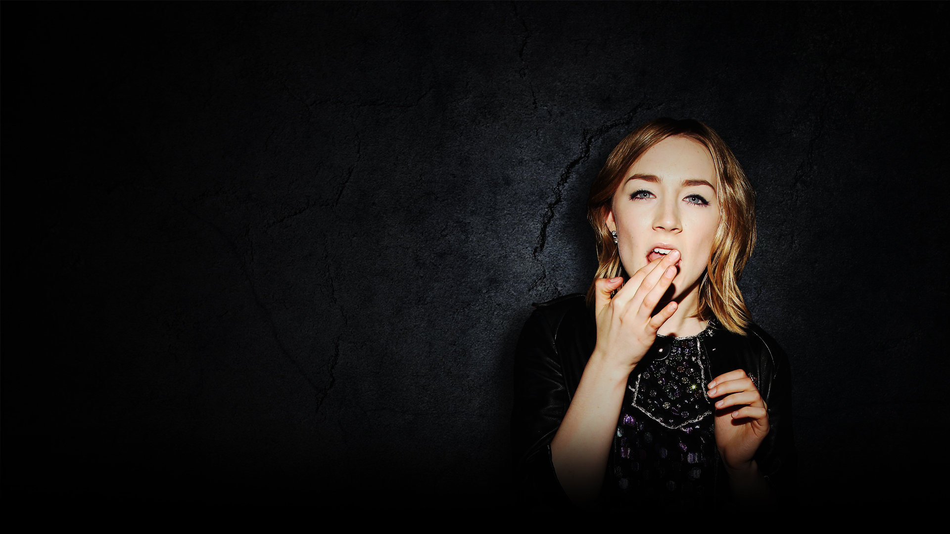 Download hd 1920x1080 Saoirse Ronan desktop wallpaper ID:188717 for free