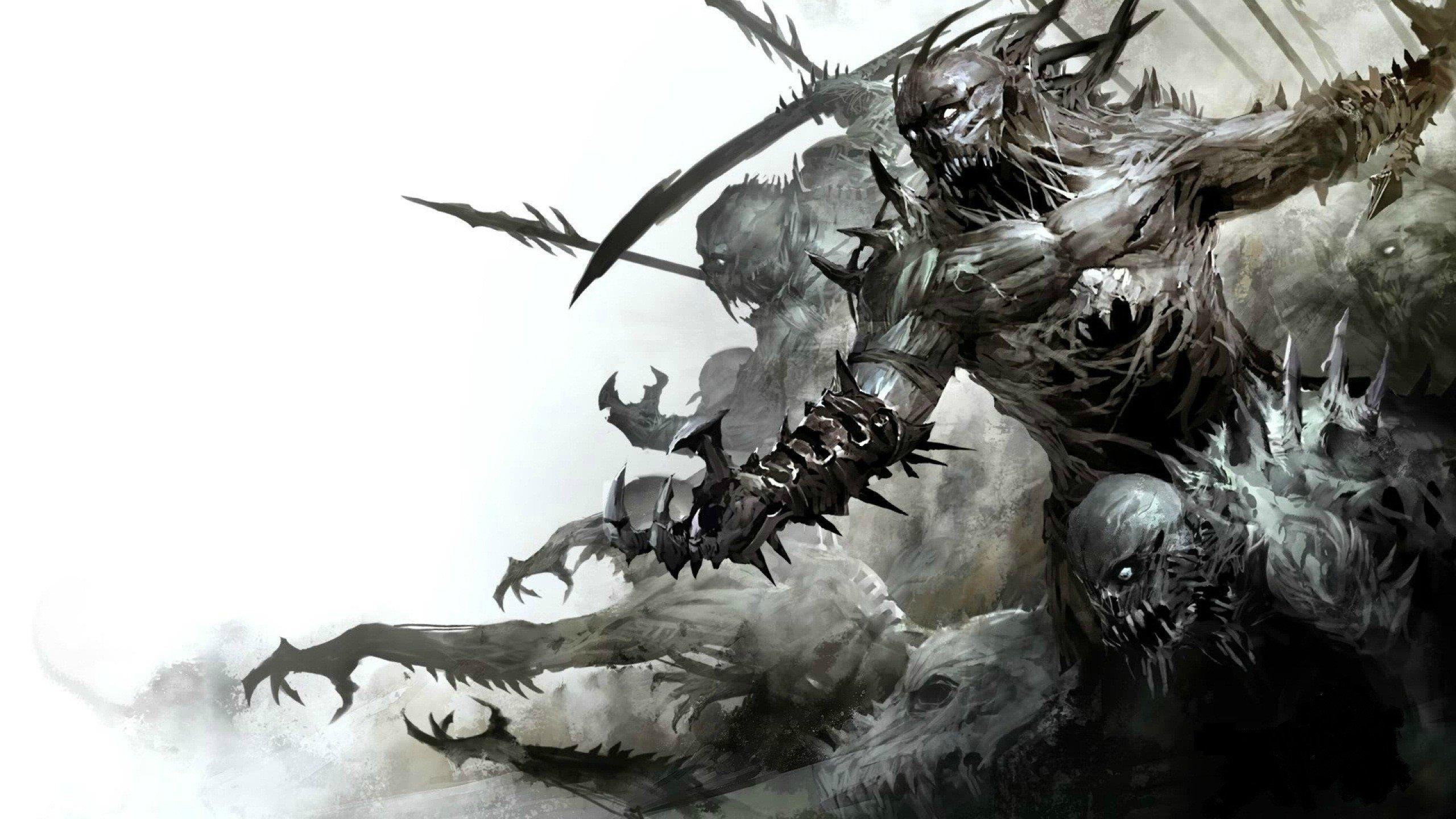 Guild Wars 2 Wallpapers 2560x1440 Desktop Backgrounds