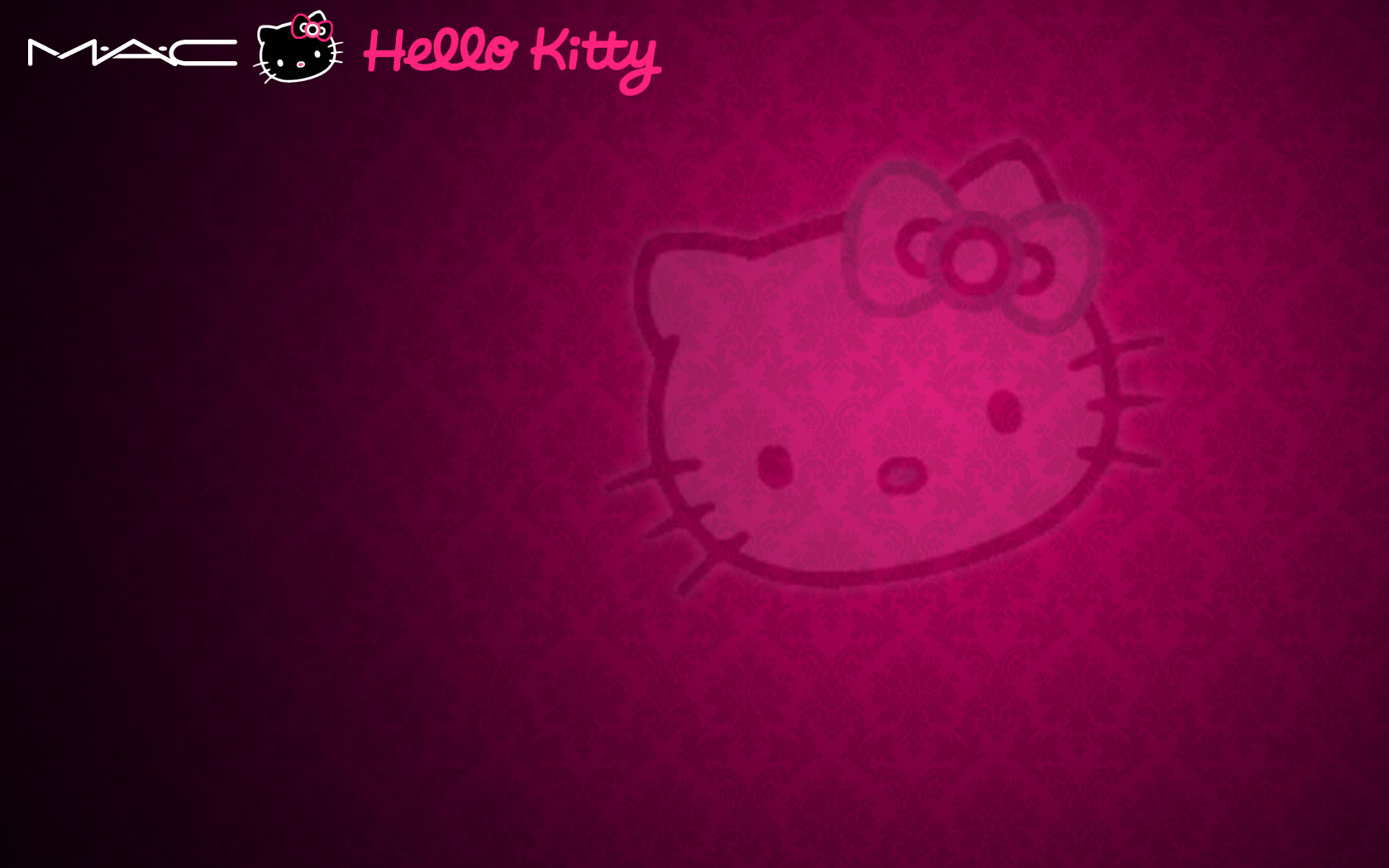 Free download Hello Kitty background ID:93327 hd 1680x1050 for computer