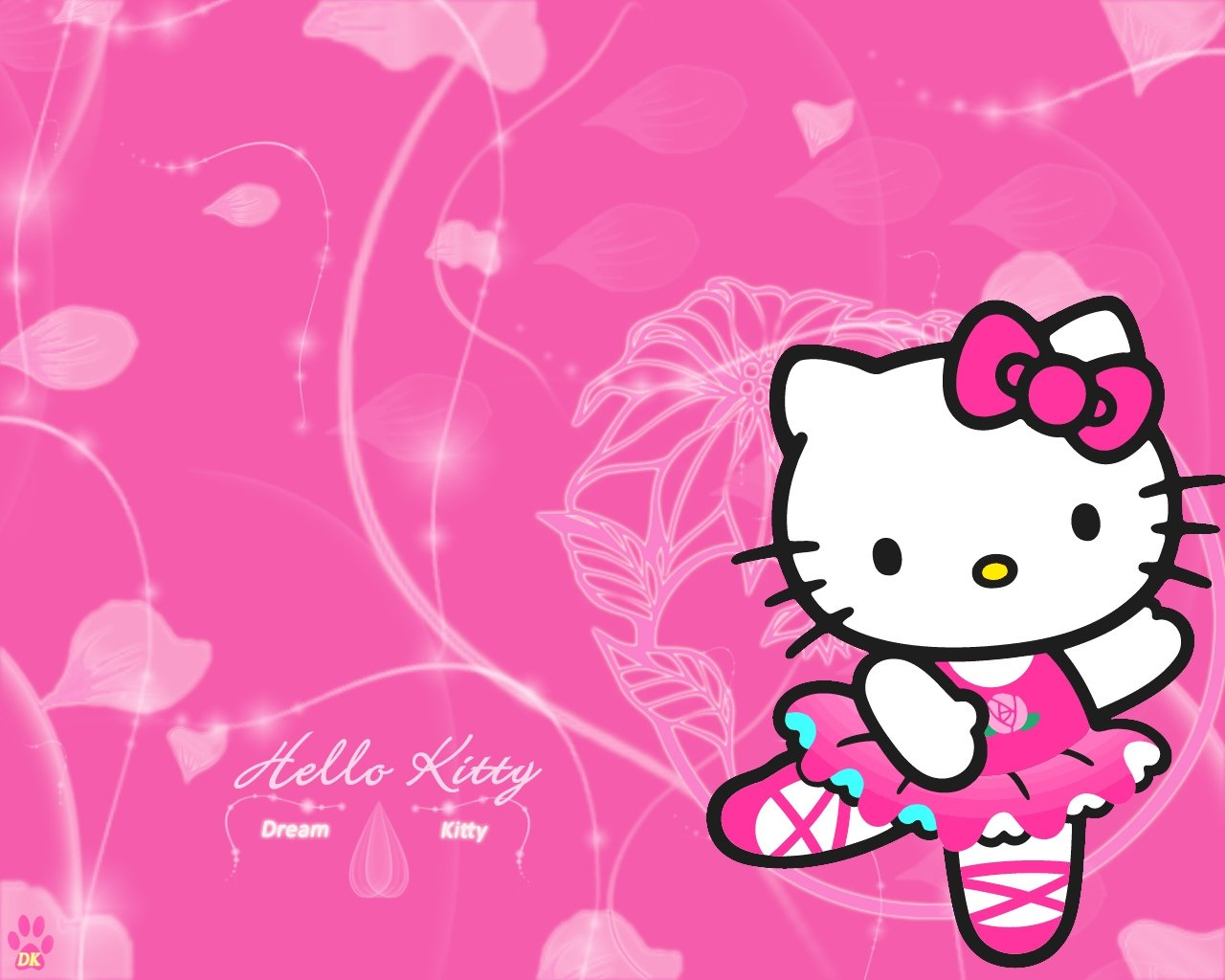 High resolution Hello Kitty hd 1280x1024 wallpaper ID:93305 for desktop