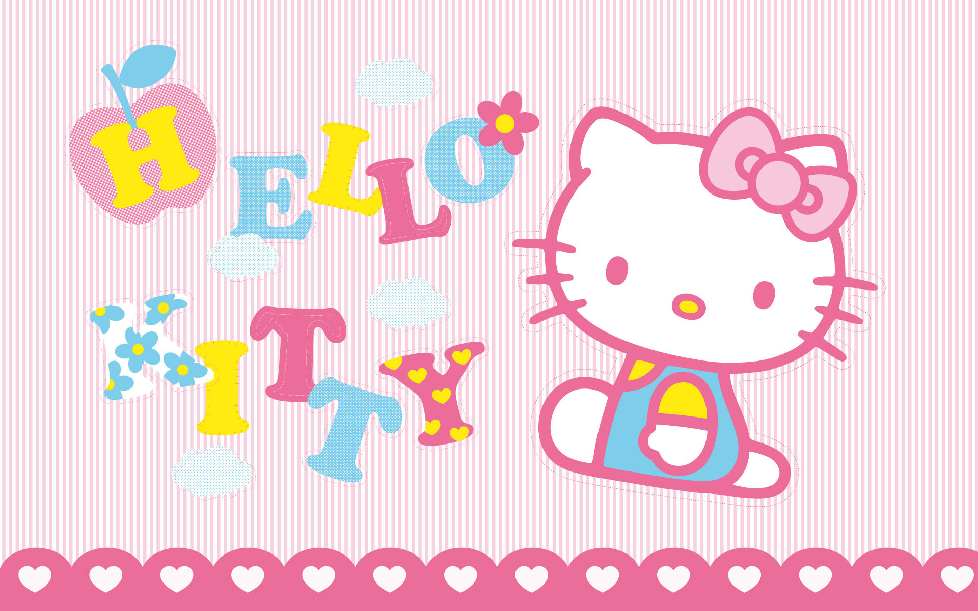 Free Hello Kitty high quality wallpaper ID:93319 for hd 1920x1200 PC