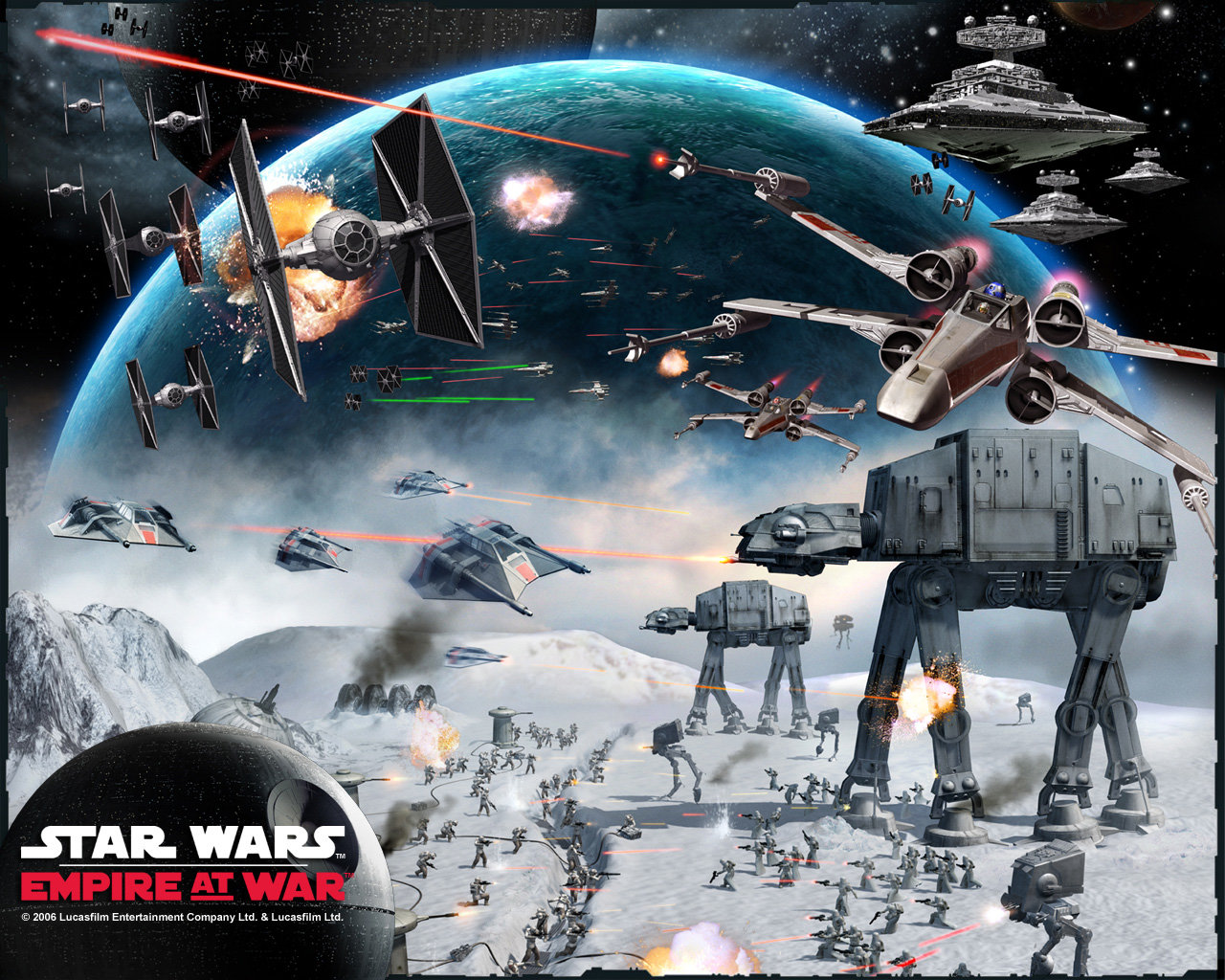 Download hd 1280x1024 Star Wars PC background ID:459039 for free