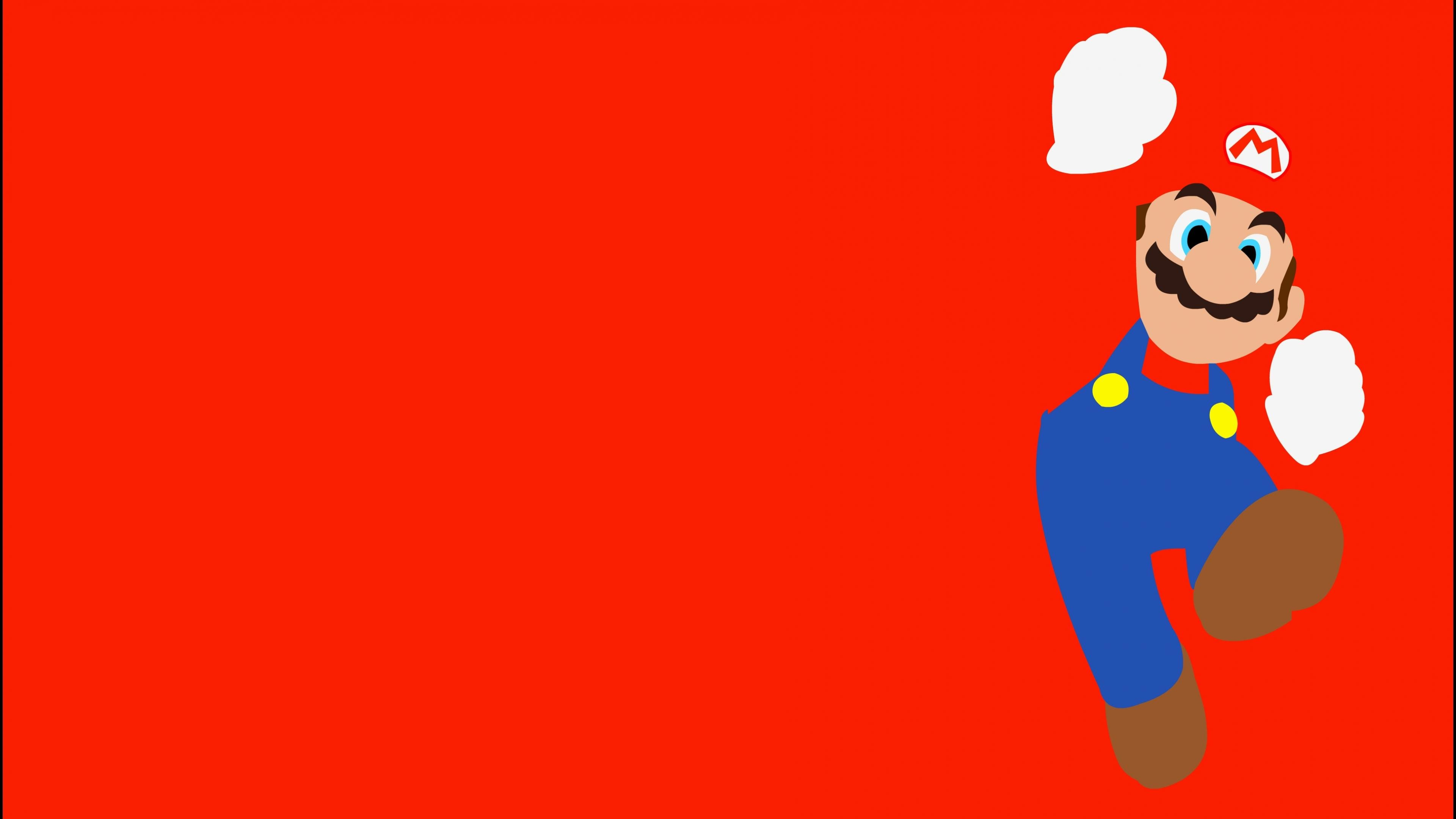 Mario Wallpapers 3840x2160 Ultra Hd 4k Desktop Backgrounds