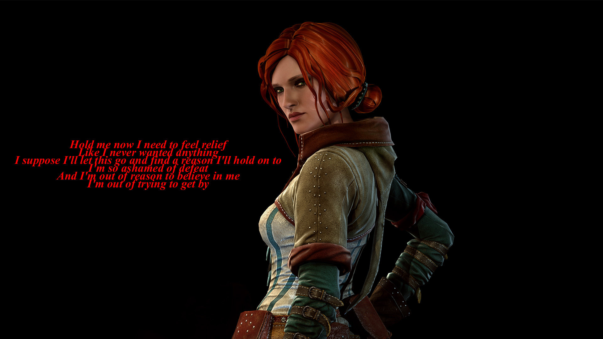 High Resolution The Witcher 3 Wild Hunt Hd 1080p Wallpaper Id 17947