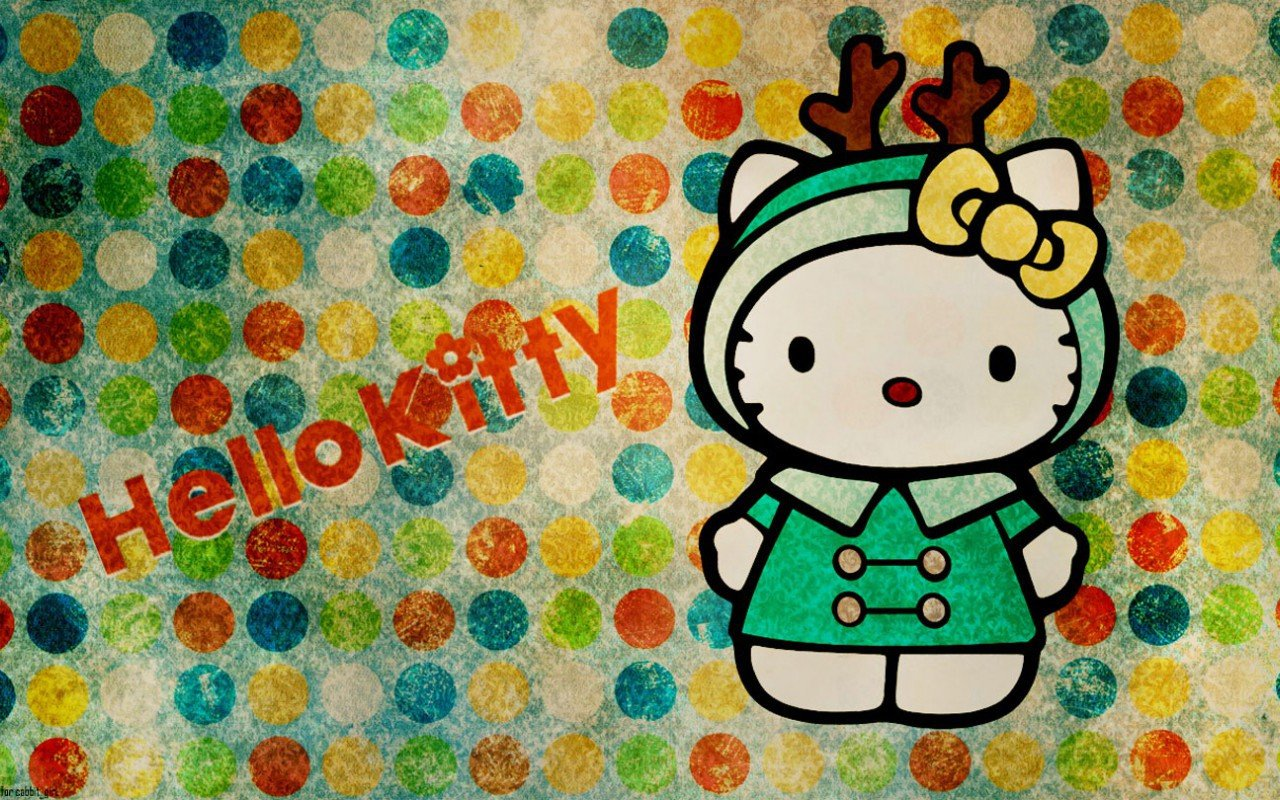Free Hello Kitty high quality wallpaper ID:93326 for hd 1280x800 desktop