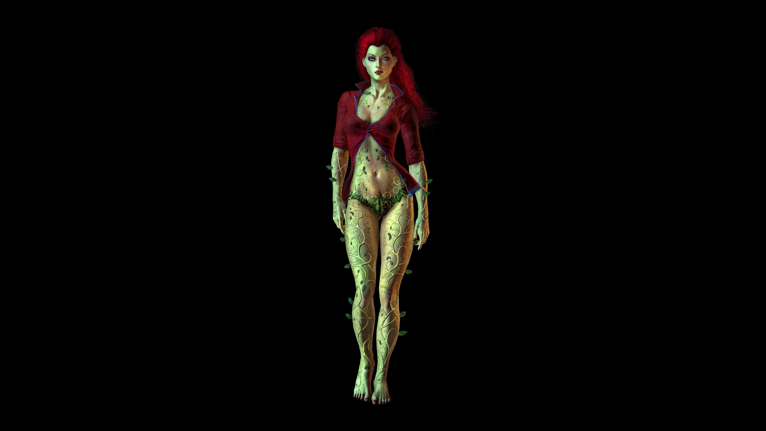 Best Poison Ivy background ID:430640 for High Resolution hd 2560x1440 computer