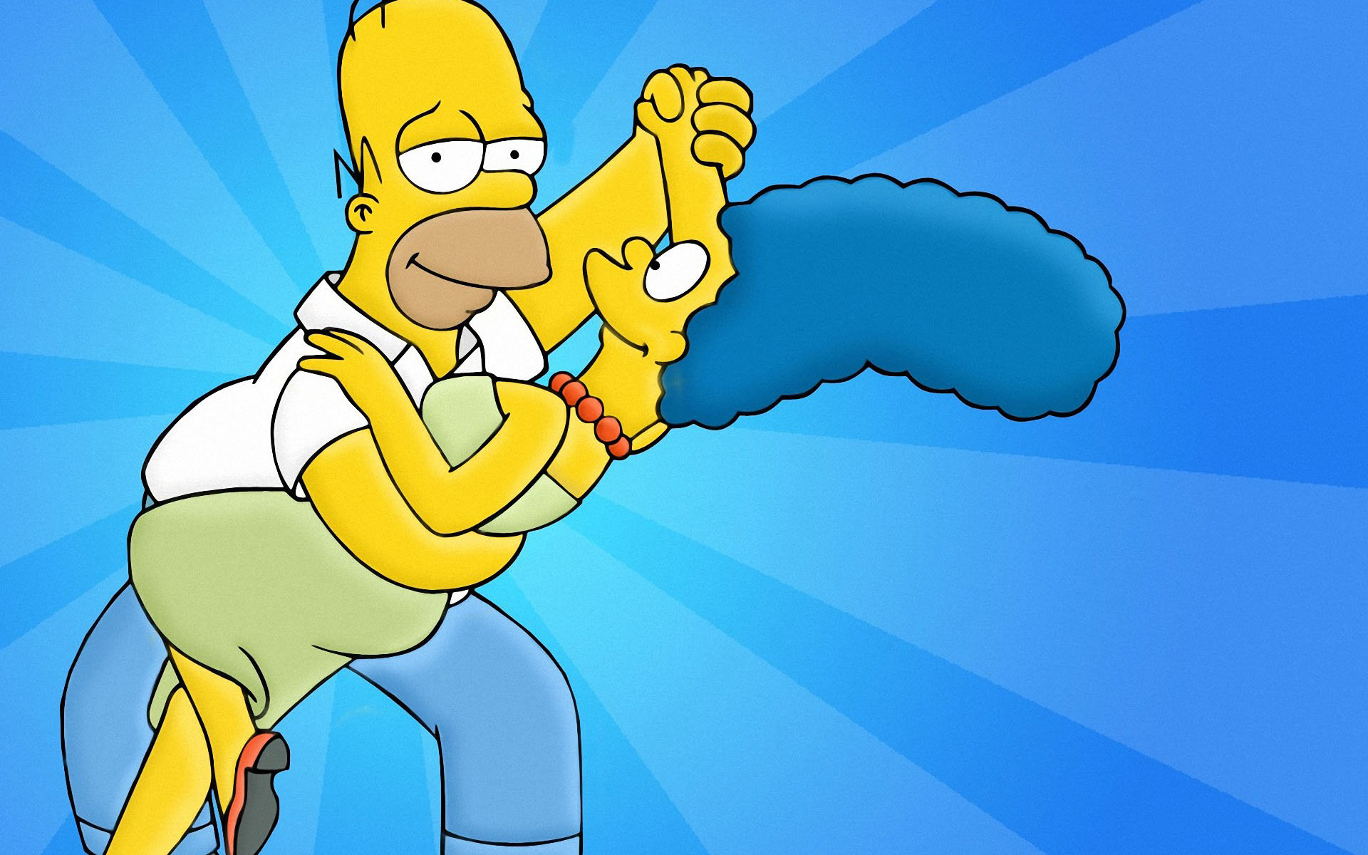 Download hd 1920x1200 The Simpsons desktop background ID:351762 for free