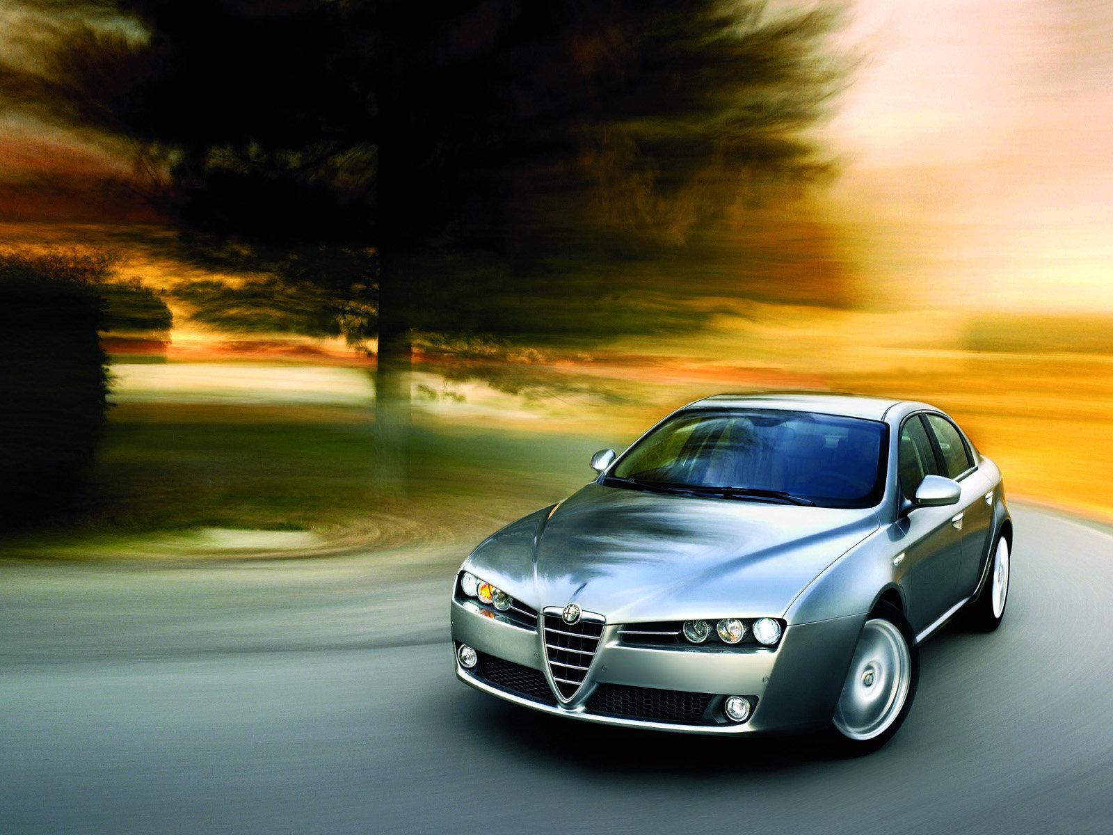 Best Alfa Romeo 159 Wallpaper Id 282606 For High Resolution Hd 1600x1200 Desktop