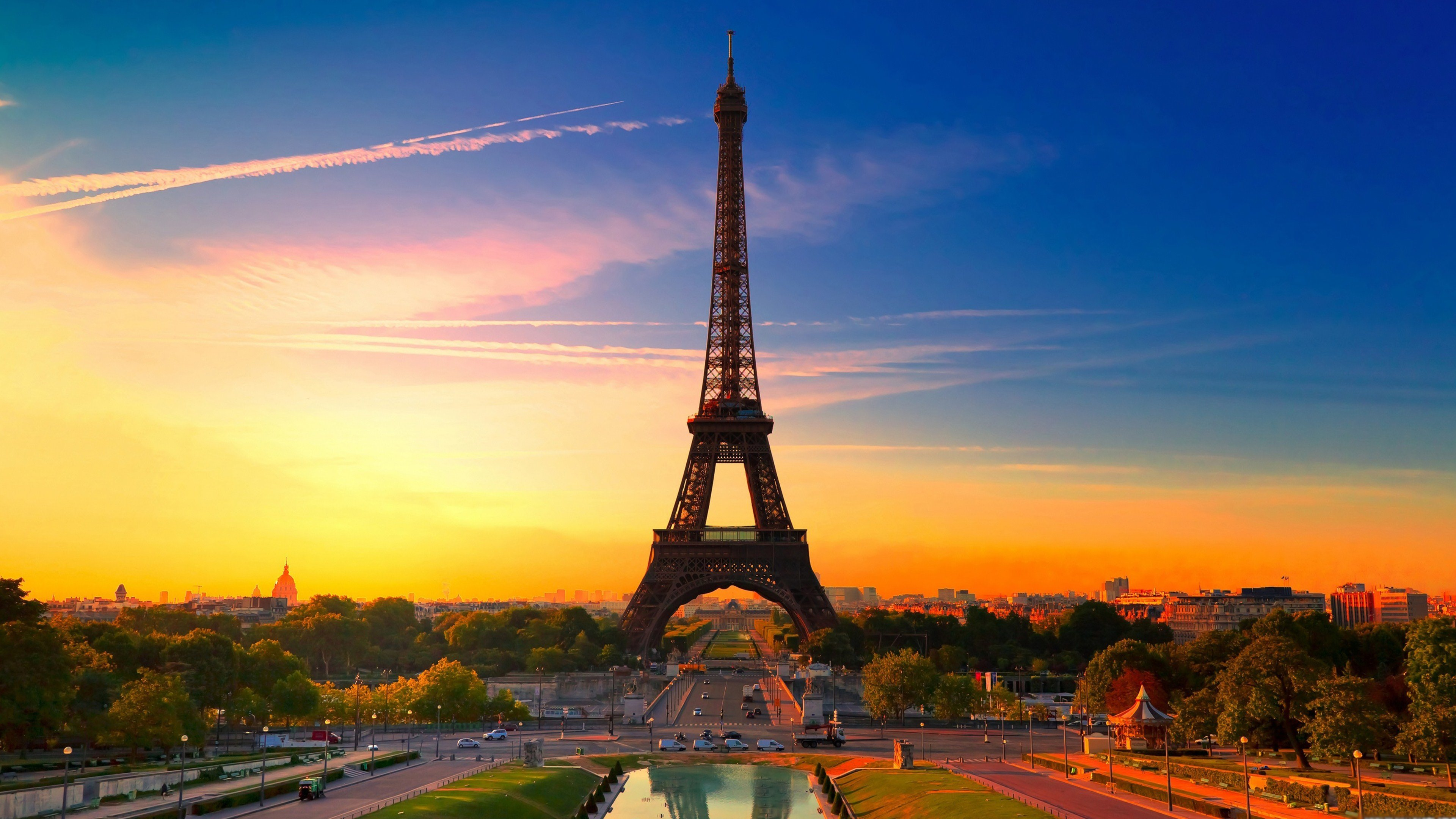 Awesome Eiffel Tower Free Wallpaper Id 476931 For 4k Pc