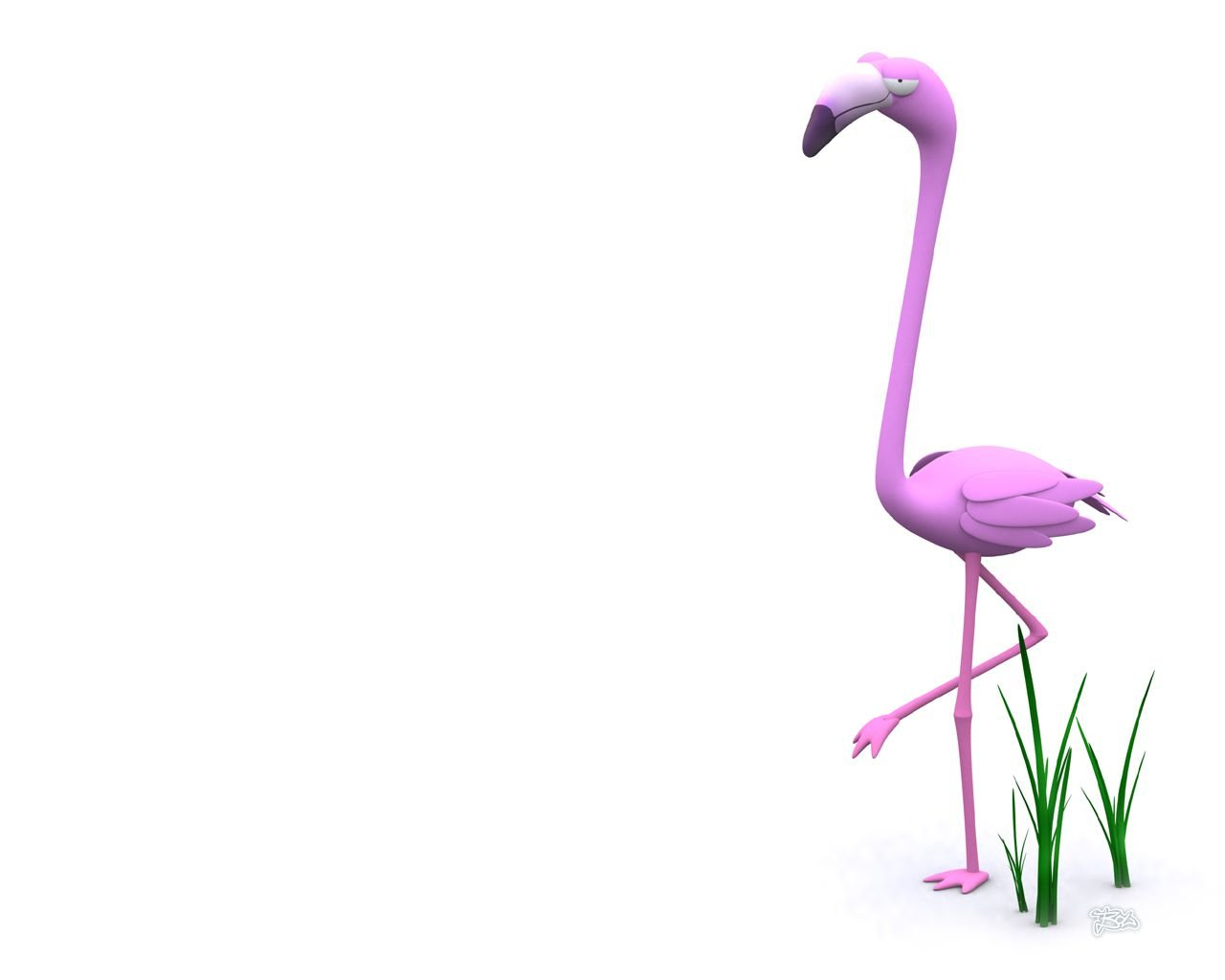 Free download Flamingo background ID:66751 hd 1280x1024 for PC