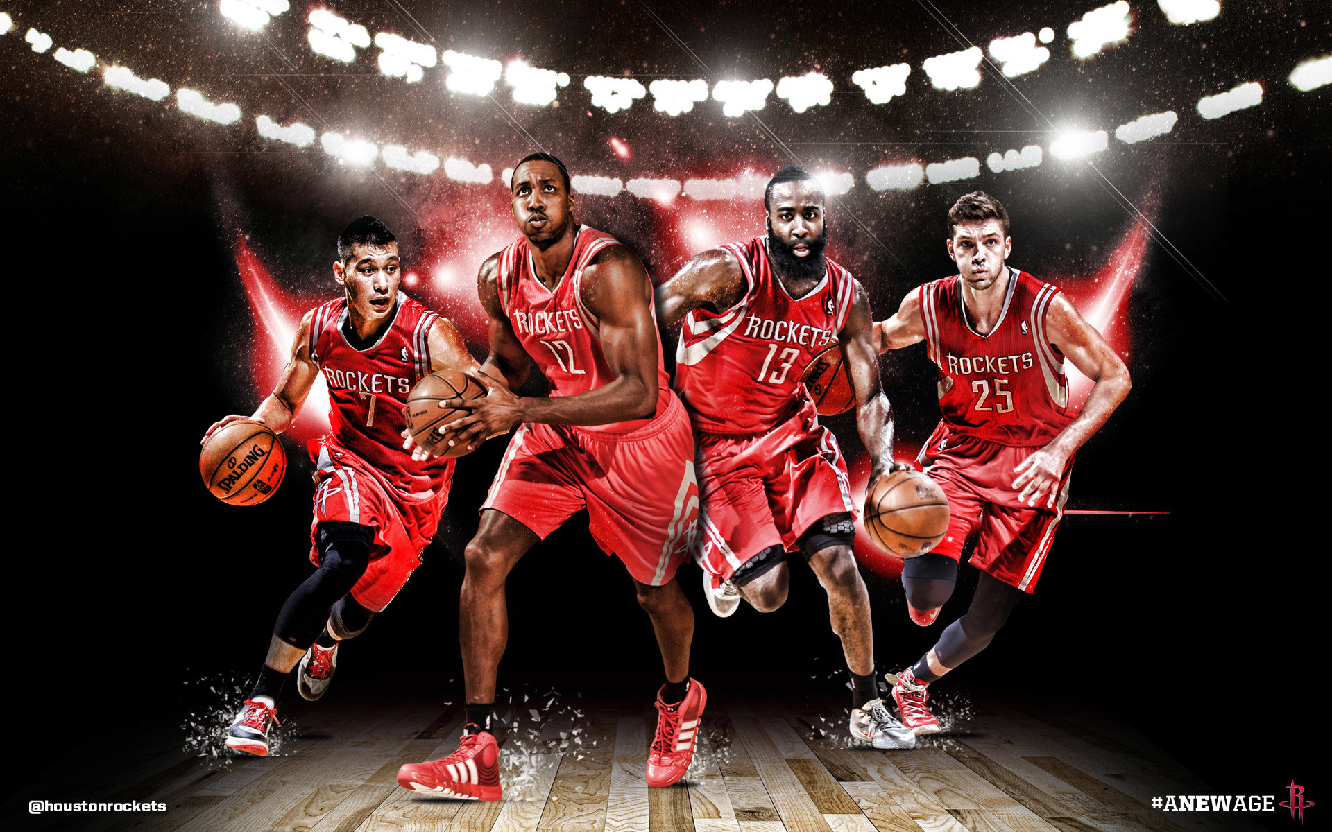 Free Houston Rockets high quality wallpaper ID:307742 for hd 1920x1200 computer