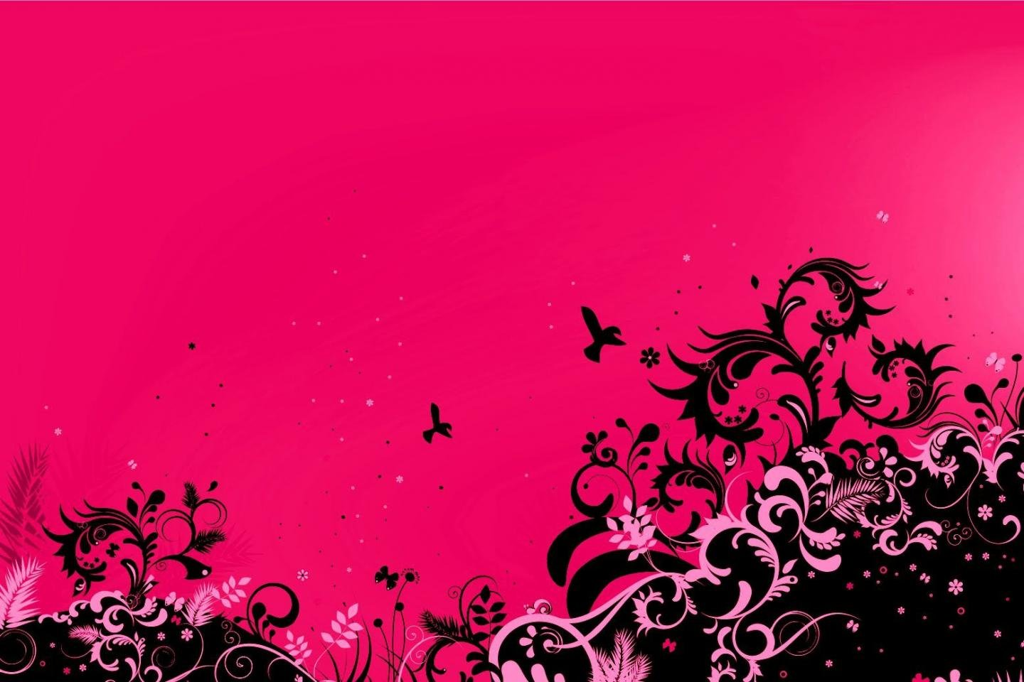 Free download Pink color background ID:145496 hd 1440x960 for PC