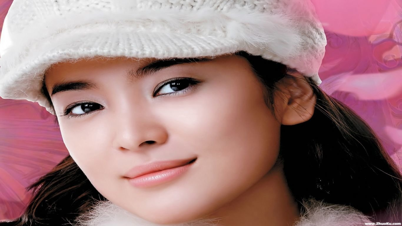 Best Song Hye-kyo background ID:469342 for High Resolution hd 1366x768 PC