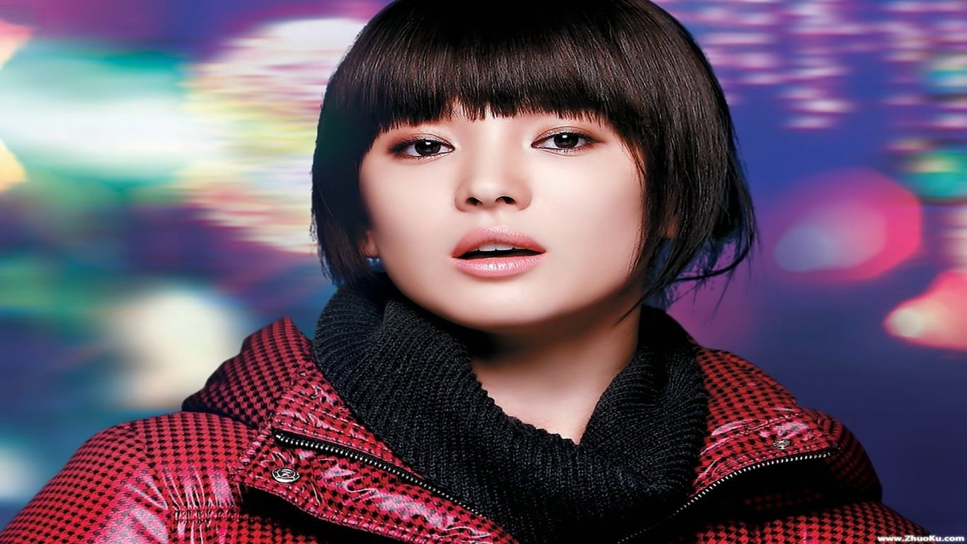 Download laptop Song Hye-kyo PC background ID:469338 for free