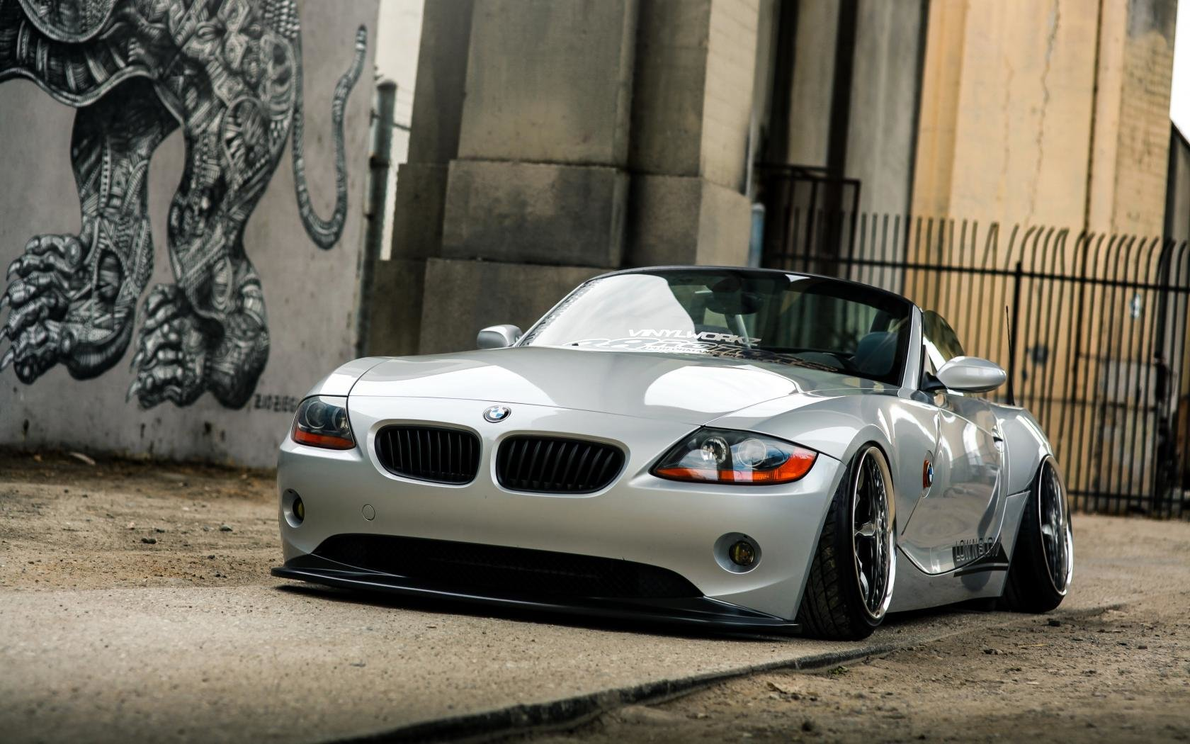 Awesome Bmw Z4 Free Wallpaper Id466938 For Hd 1680x1050 Pc