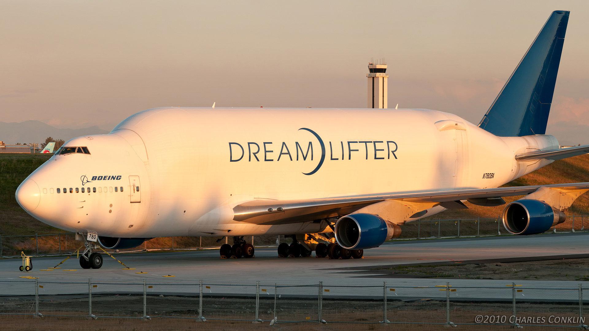 Boeing 747 wallpapers 1920x1080 Full HD (1080p) desktop