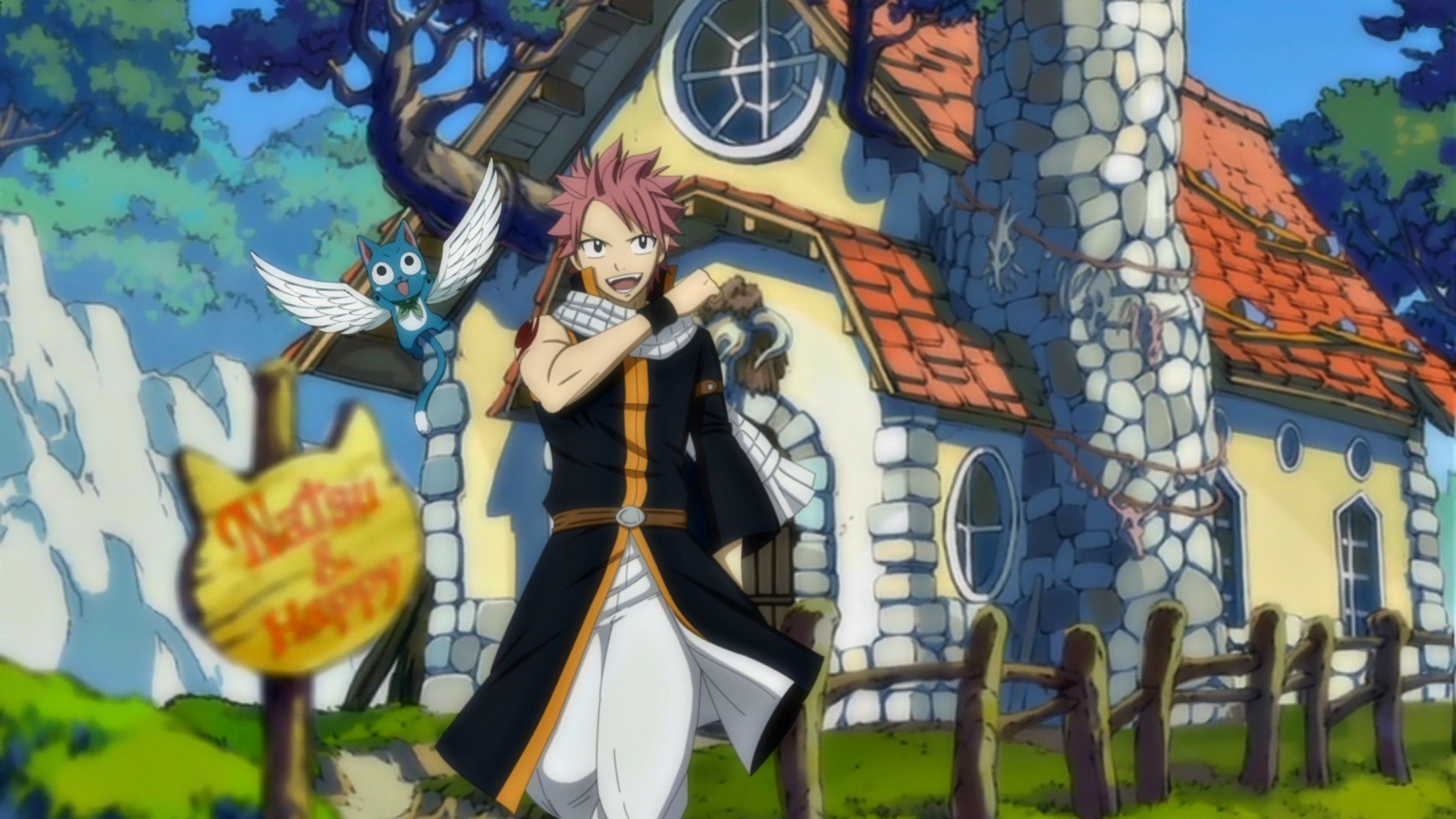 Download full hd 1920x1080 Fairy Tail computer wallpaper ID:40823 for free