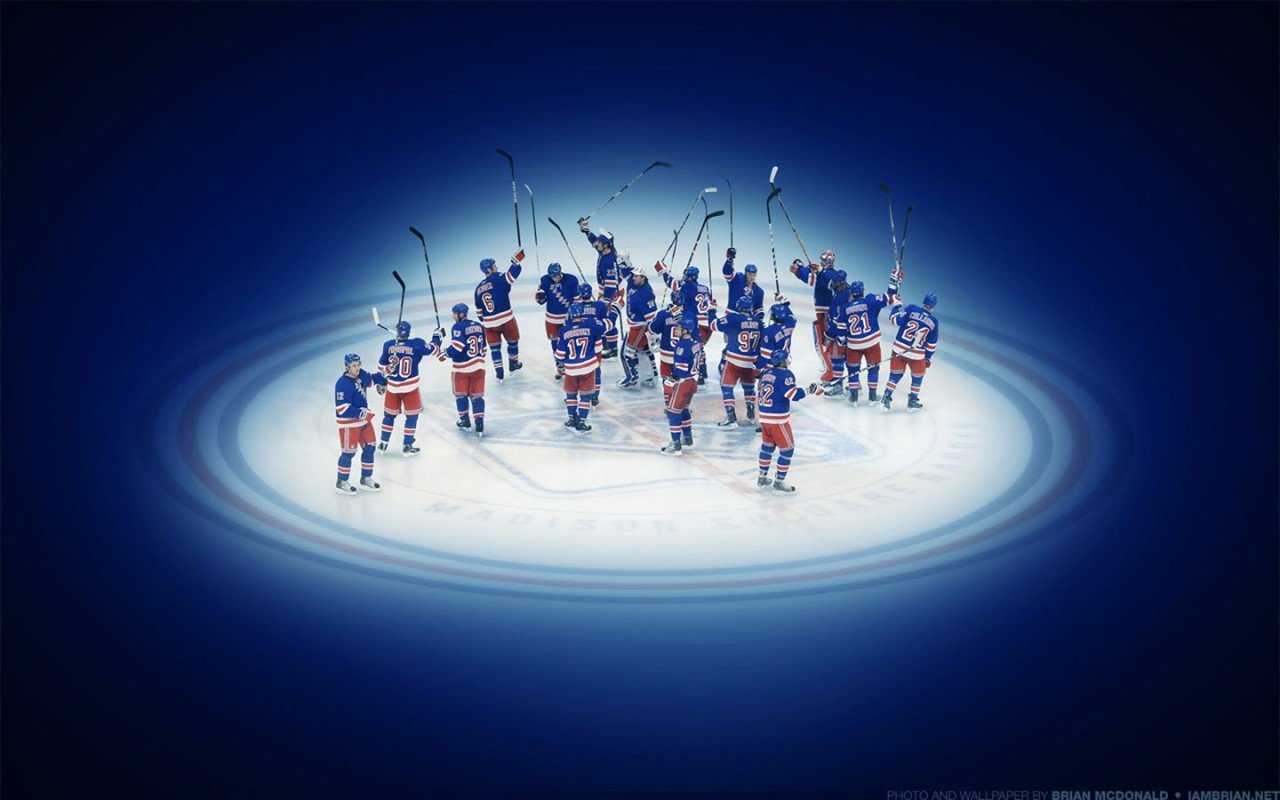 Download hd 1280x800 New York Rangers desktop background ID:467258 for free