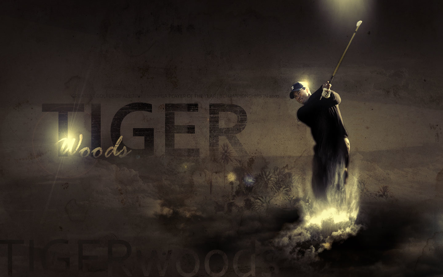 Free Tiger Woods high quality wallpaper ID:8904 for hd 1440x900 desktop