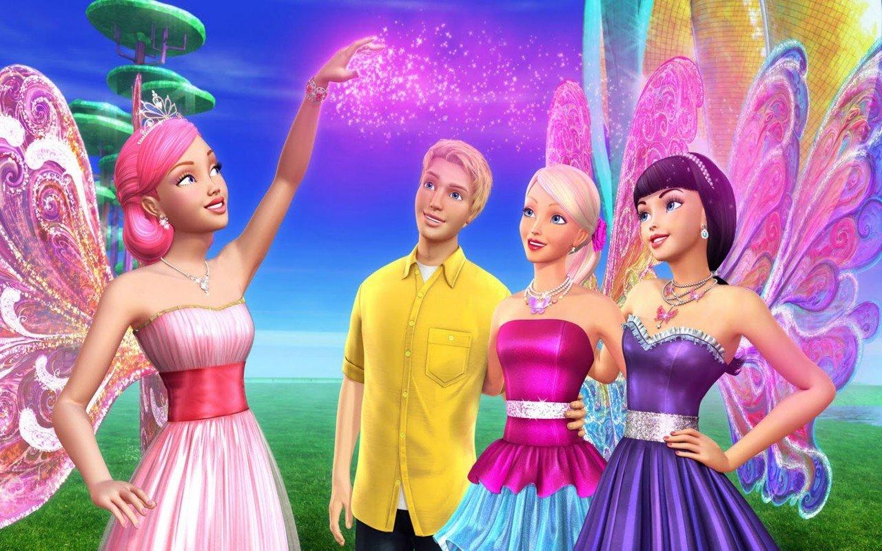 New Barbie Wallpaper Group HD