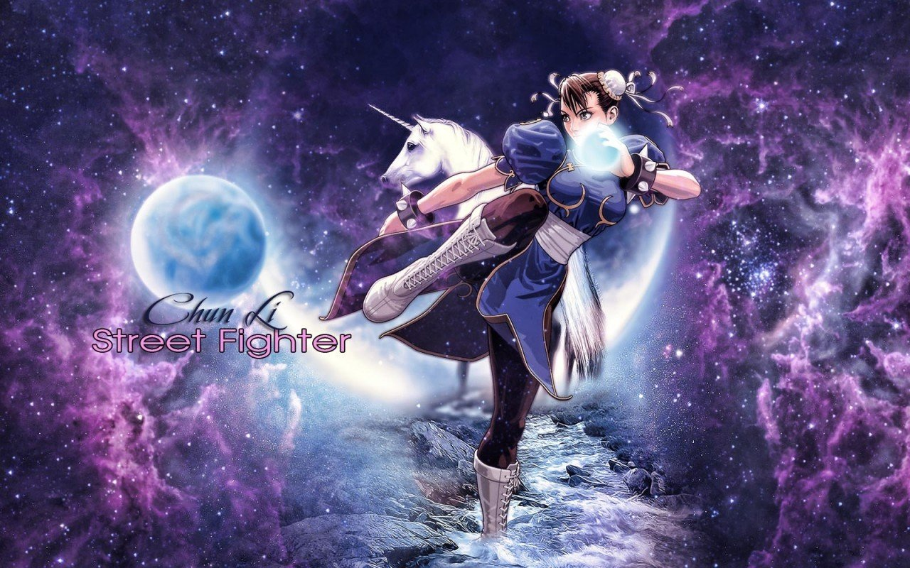 Awesome Chun Li Street Fighter Free Wallpaper Id 466449