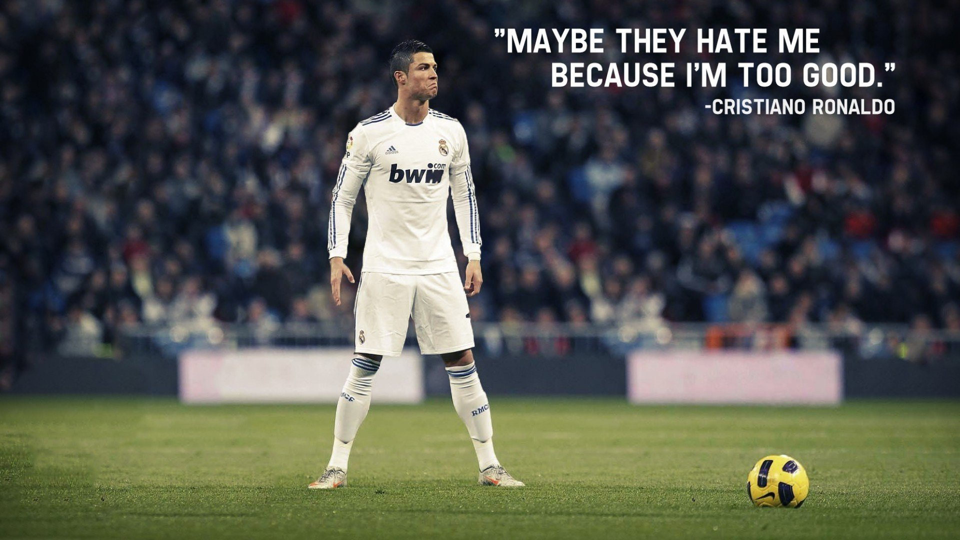 Free Cristiano Ronaldo (CR7) high quality wallpaper ID:219657 for full hd 1080p computer