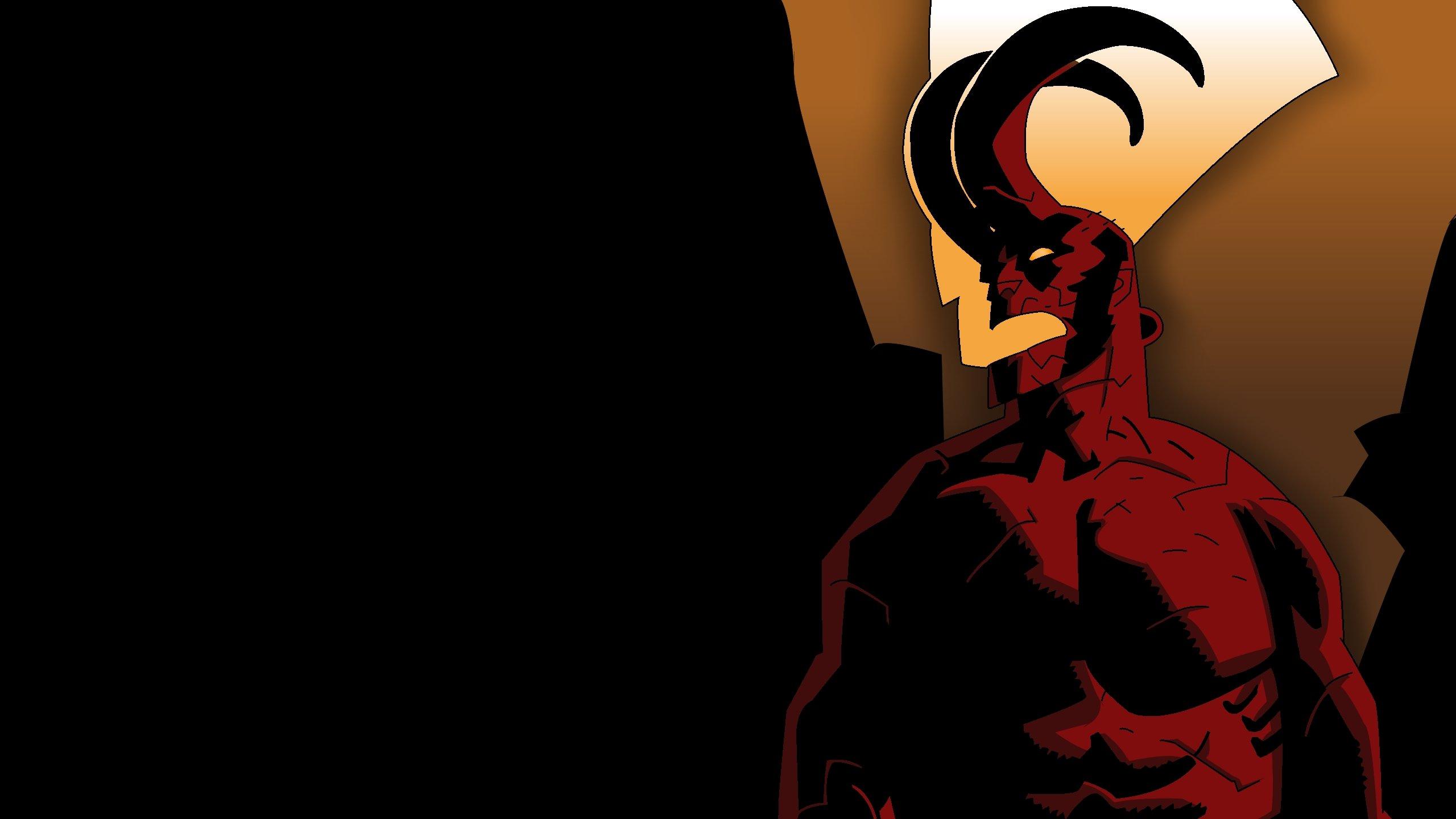 Best Hellboy Background Id 397580 For High Resolution Hd 2560x1440