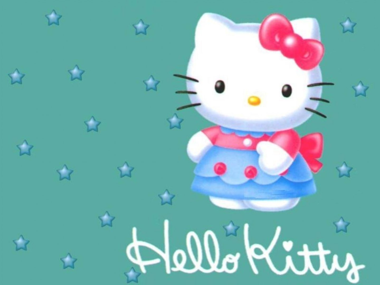 Free Hello Kitty high quality background ID:93332 for hd 1440x1080 PC