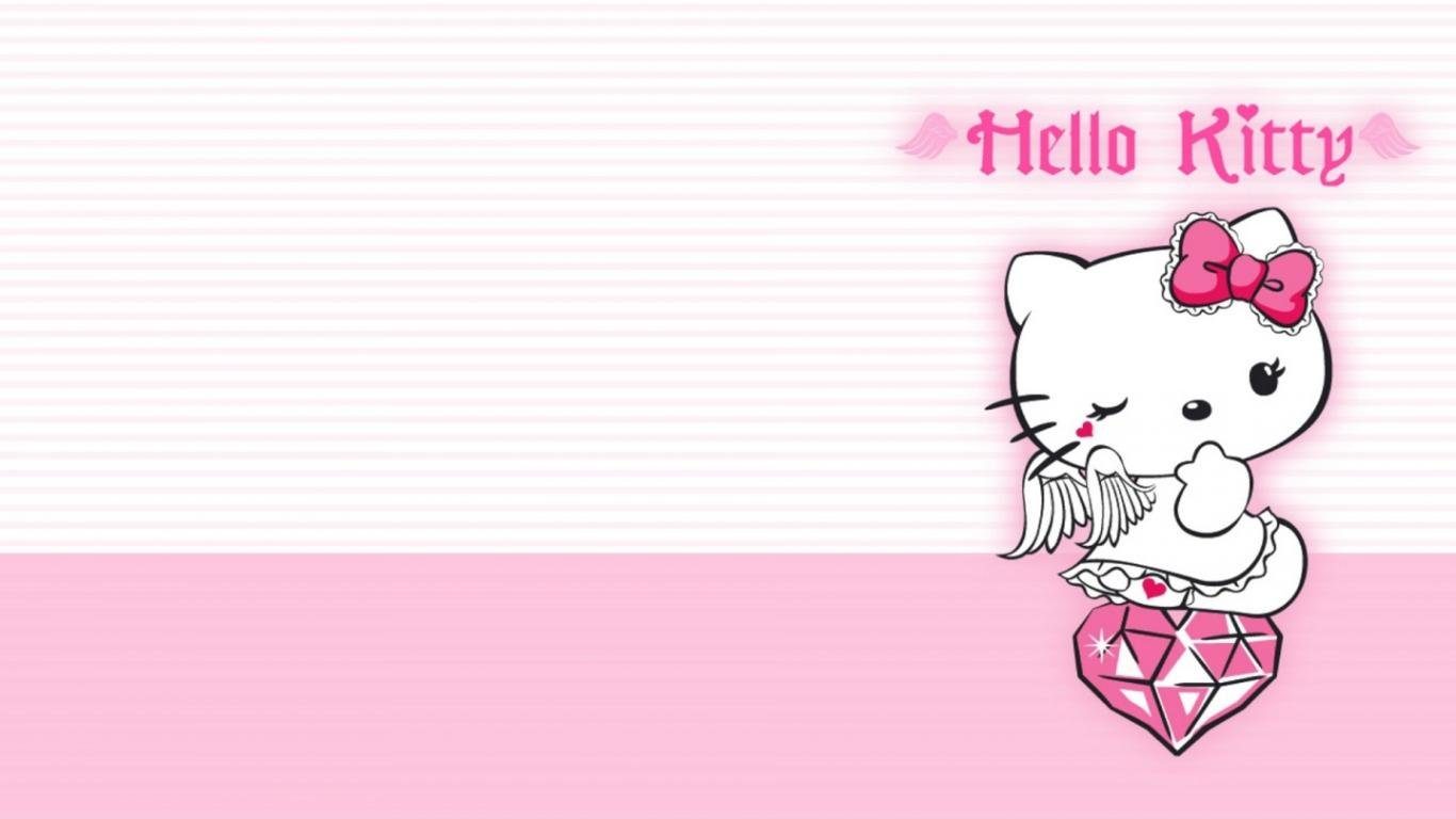 High resolution Hello Kitty laptop background ID:93313 for computer