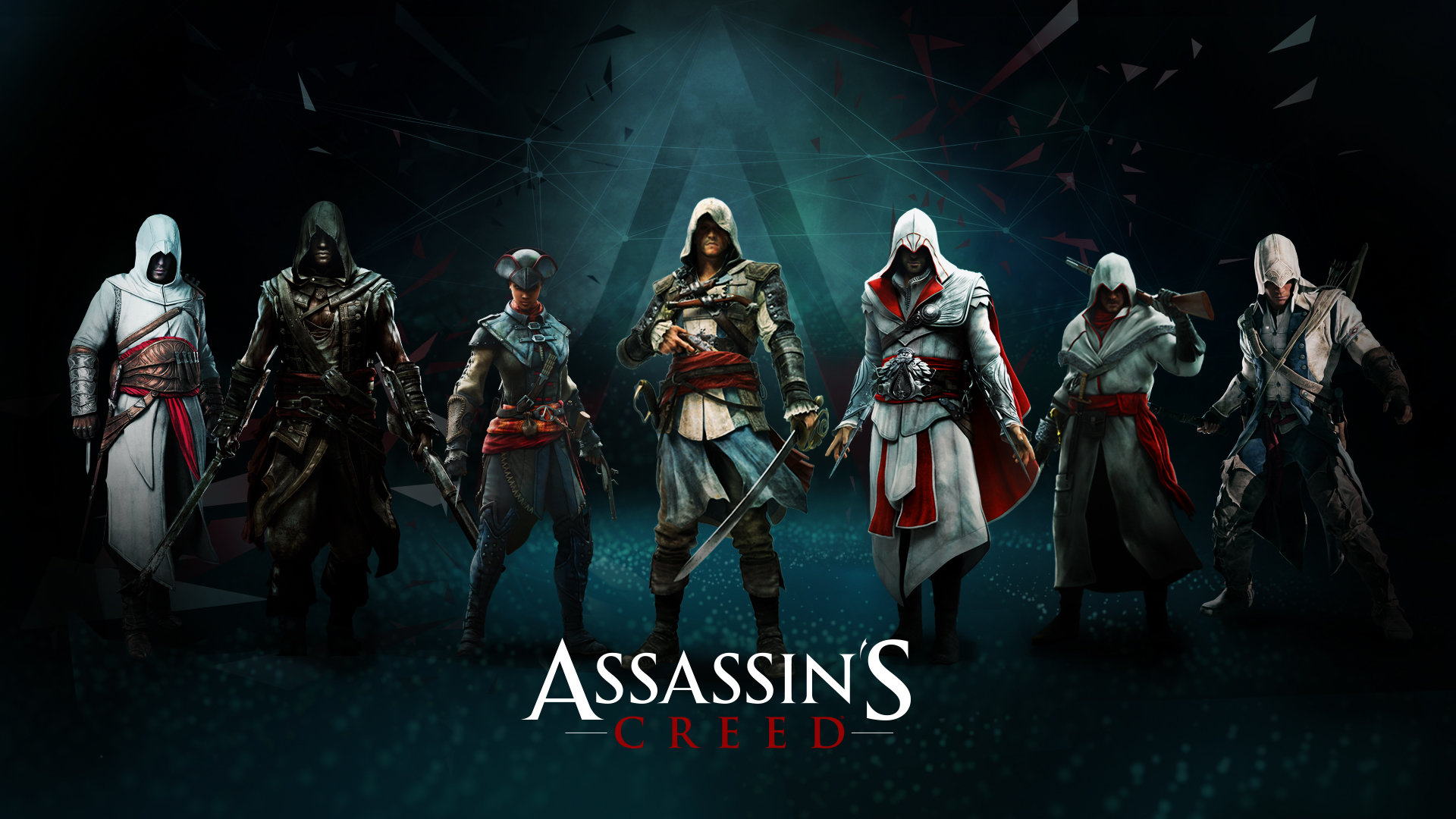 Connor Assassin S Creed Wallpapers 1920x1080 Full Hd 1080p Desktop Backgrounds