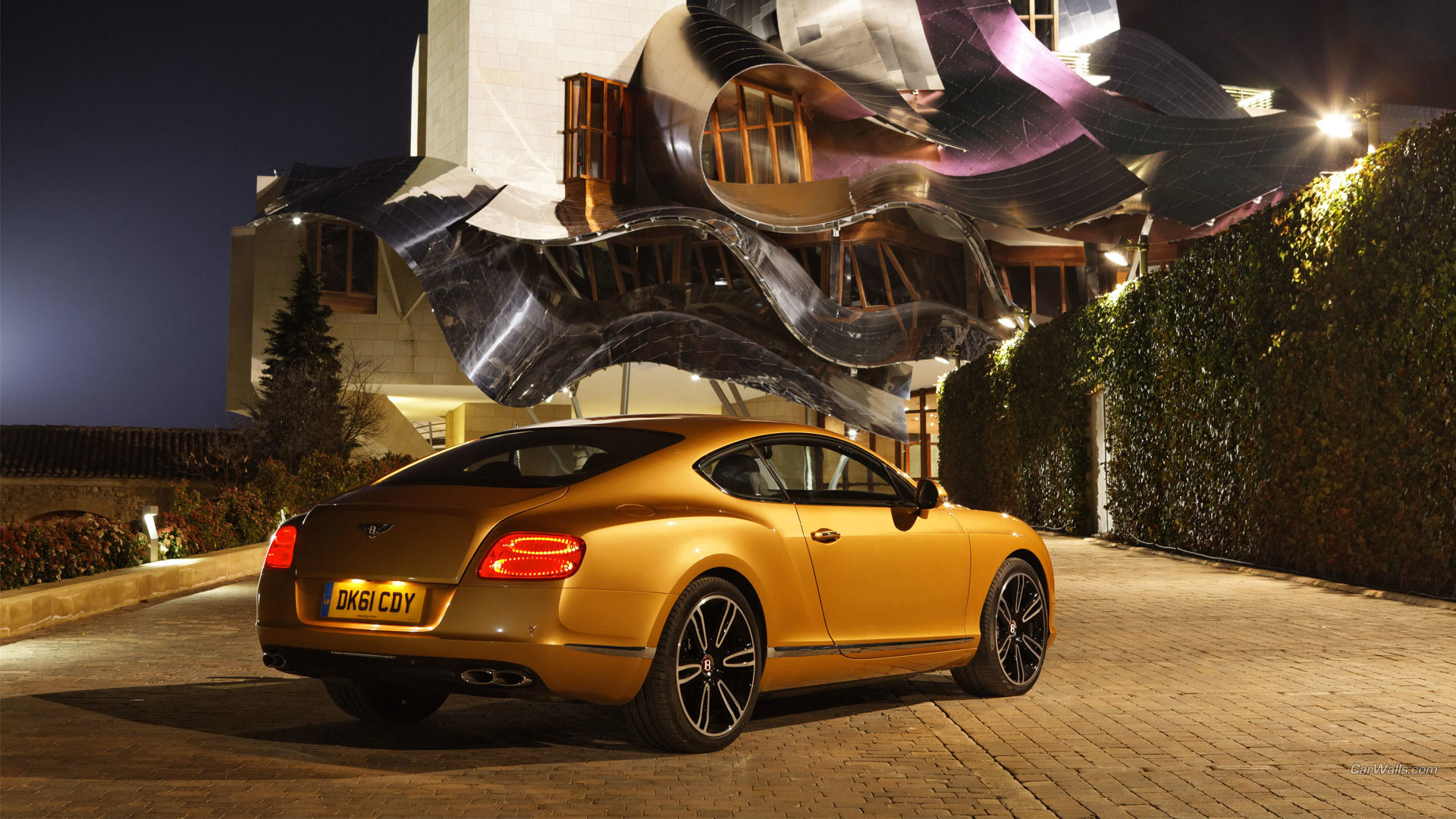 High resolution Bentley Continental GT full hd 1080p background ID:465160 for desktop