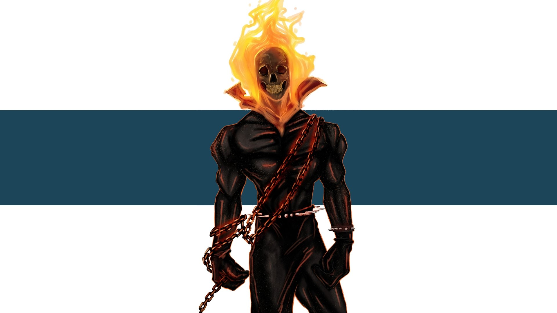 High resolution Ghost Rider full hd background ID:29538 for desktop