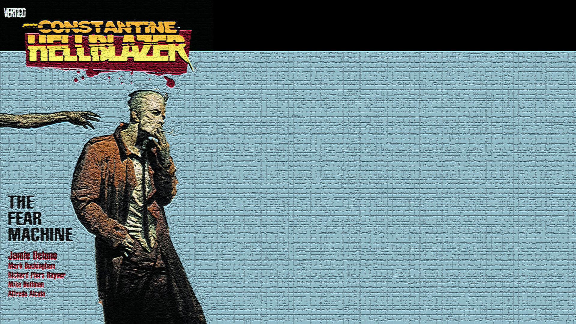 Download Full Hd 1920x1080 John Constantine Hellblazer