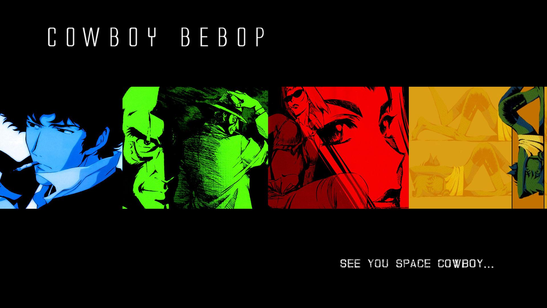 Cowboy Bebop Wallpapers 1920x1080 Full HD 1080p Desktop Backgrounds