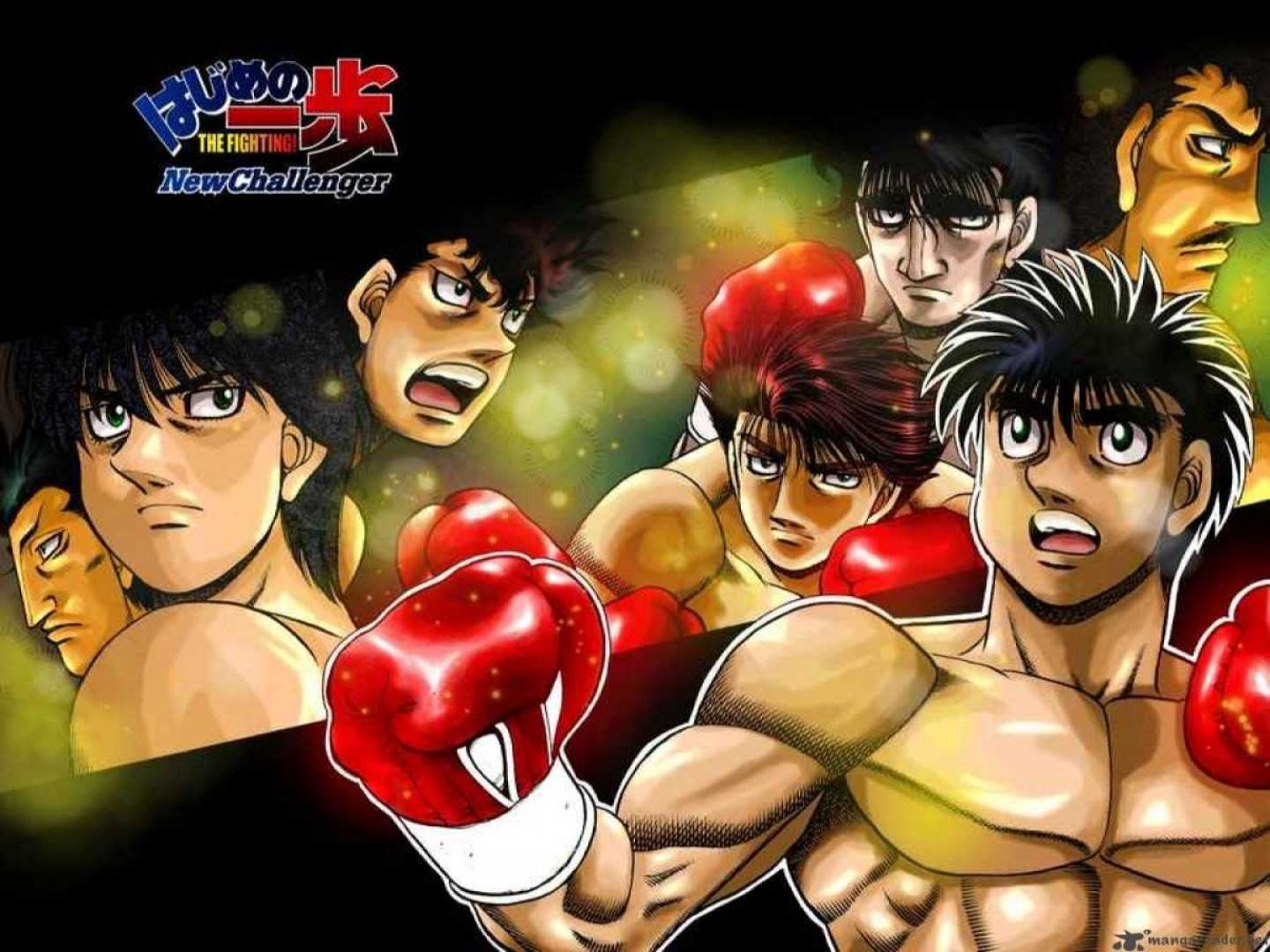 Hajime No Ippo Wallpapers Hd For Desktop Backgrounds