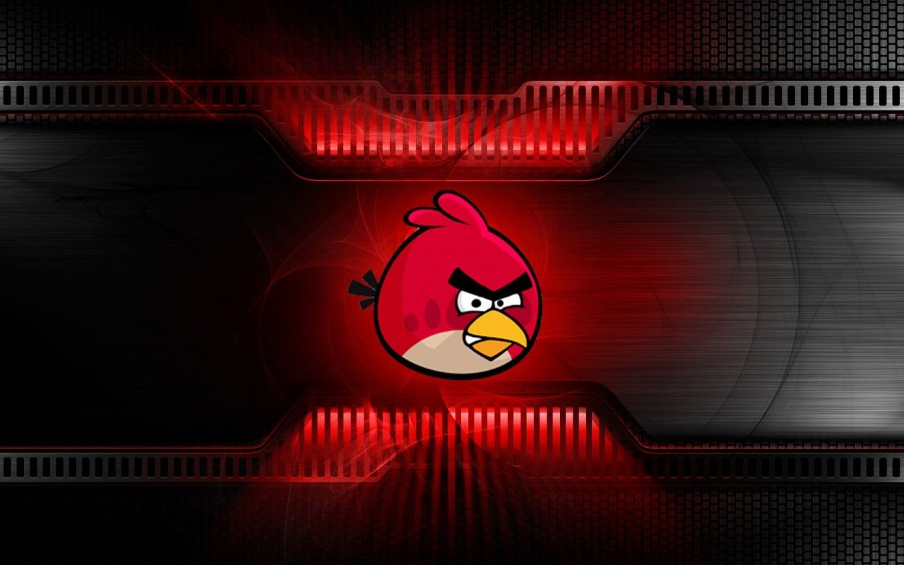 Free Angry Birds High Quality Wallpaper Id 256650 For Hd 1280x800 Pc
