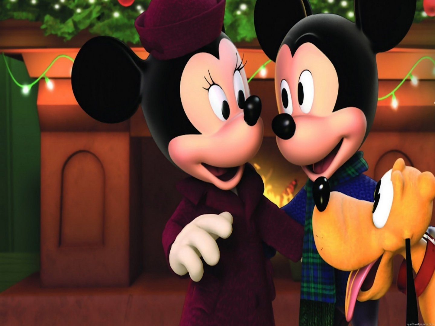 Best Mickey And Minnie background ID:325001 for High Resolution hd 1440x1080 computer