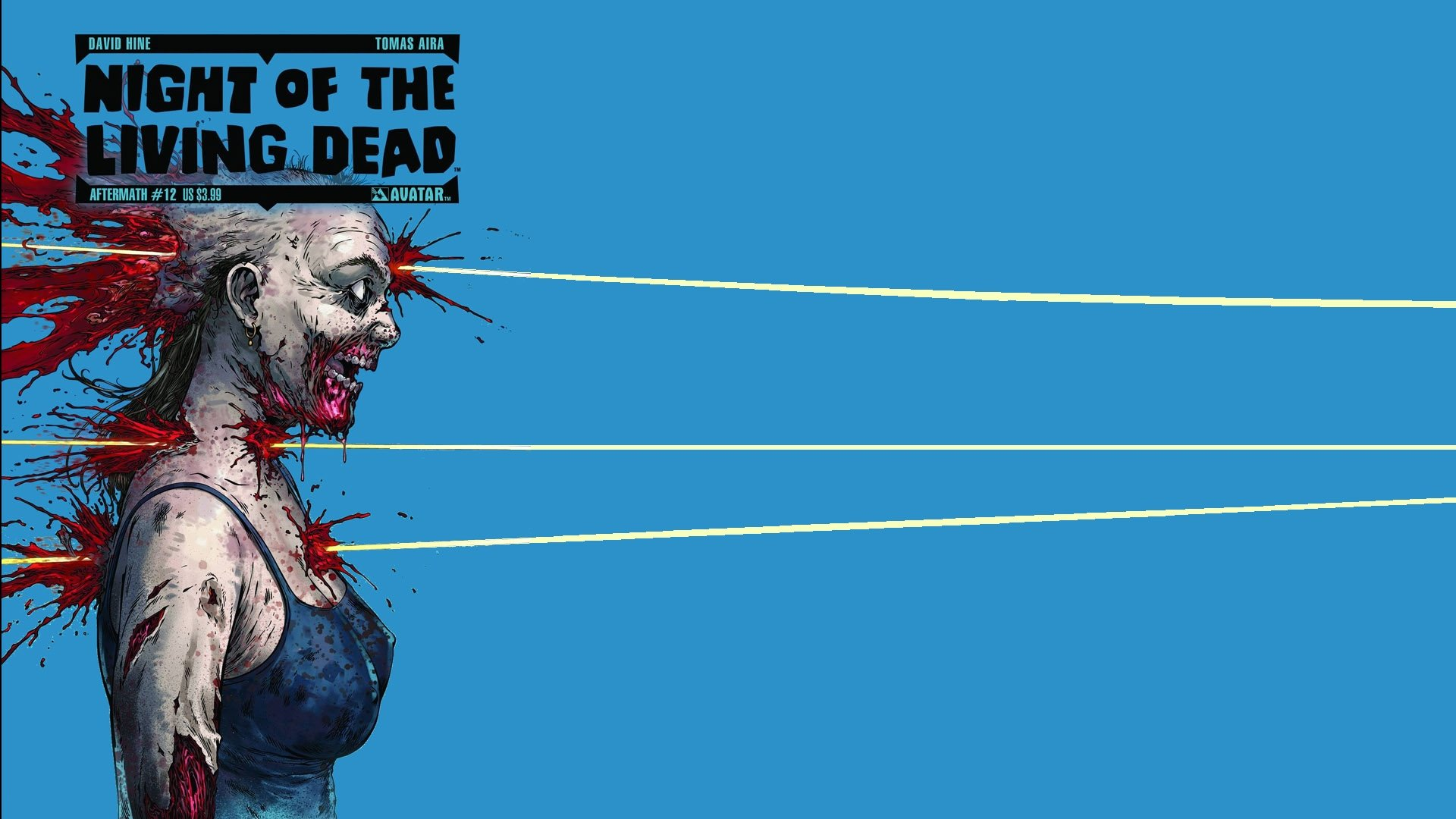 Free Night Of The Living Dead High Quality Wallpaper Id