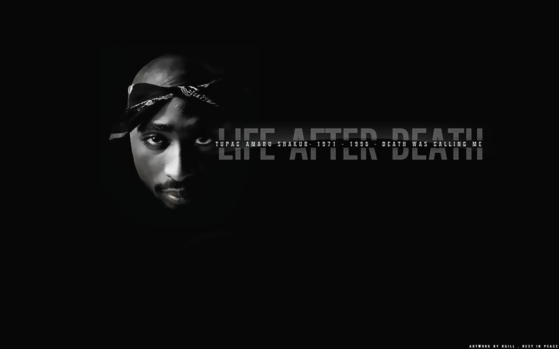 Awesome 2pac (tupac) free wallpaper ID:259150 for hd 1920x1200 computer