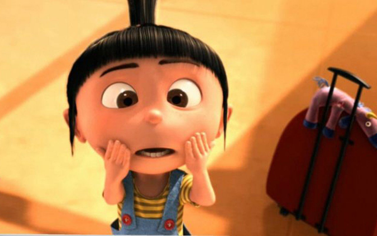 Awesome Agnes (Despicable Me) free wallpaper ID:408068 for hd 1280x800 PC