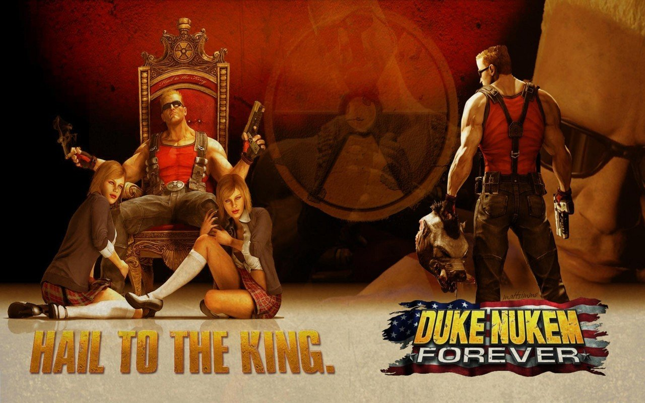 Download Hd 1280x800 Duke Nukem Forever Computer Background ID104973 For Free