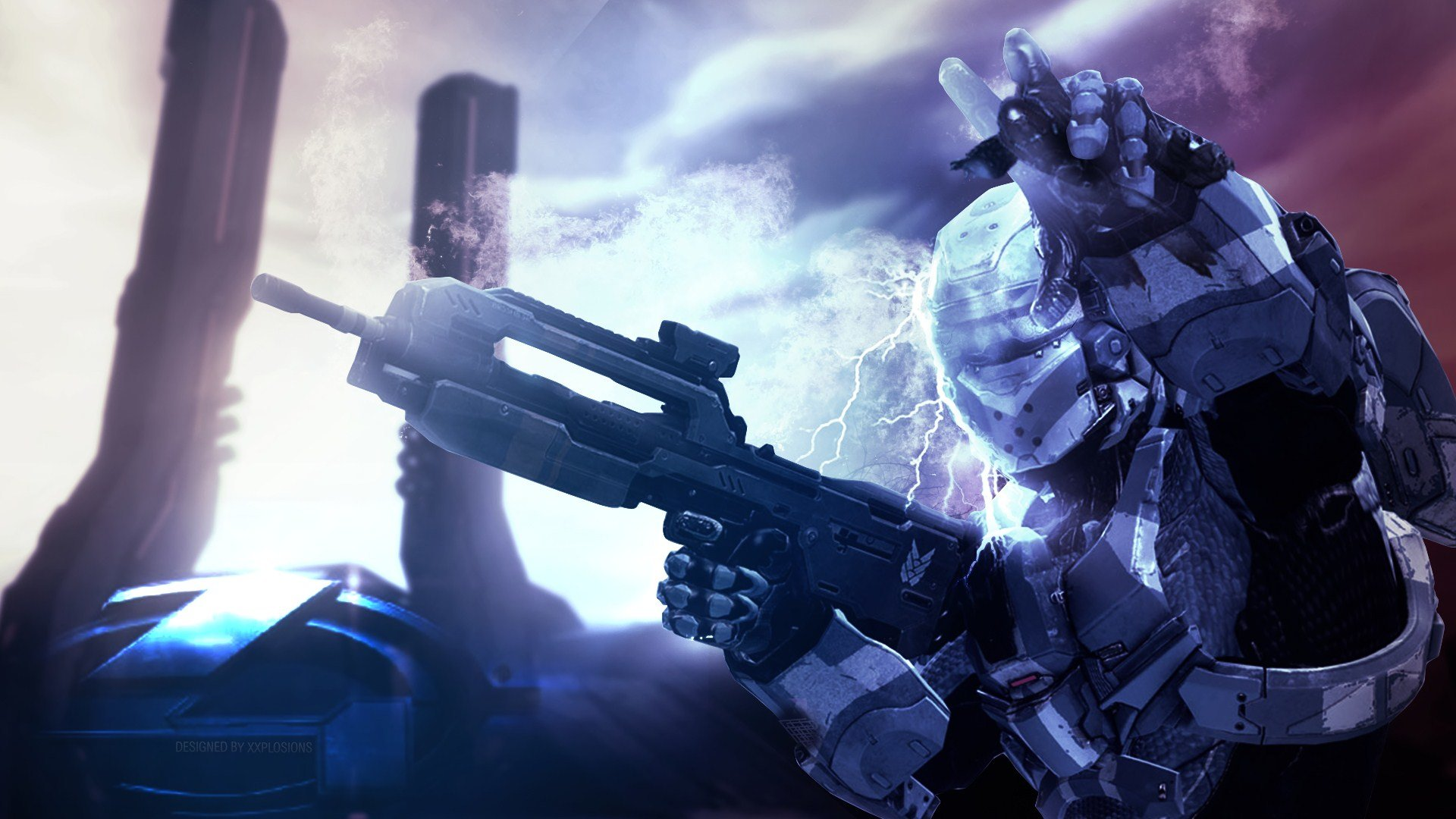 Awesome Halo 4 free wallpaper ID:278307 for 1080p PC