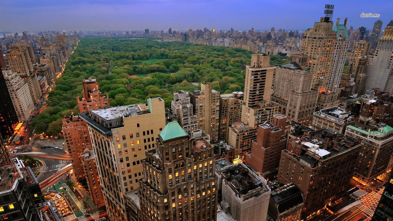 Best New York Wallpaper Id 486018 For High Resolution 1366x768 Laptop Desktop