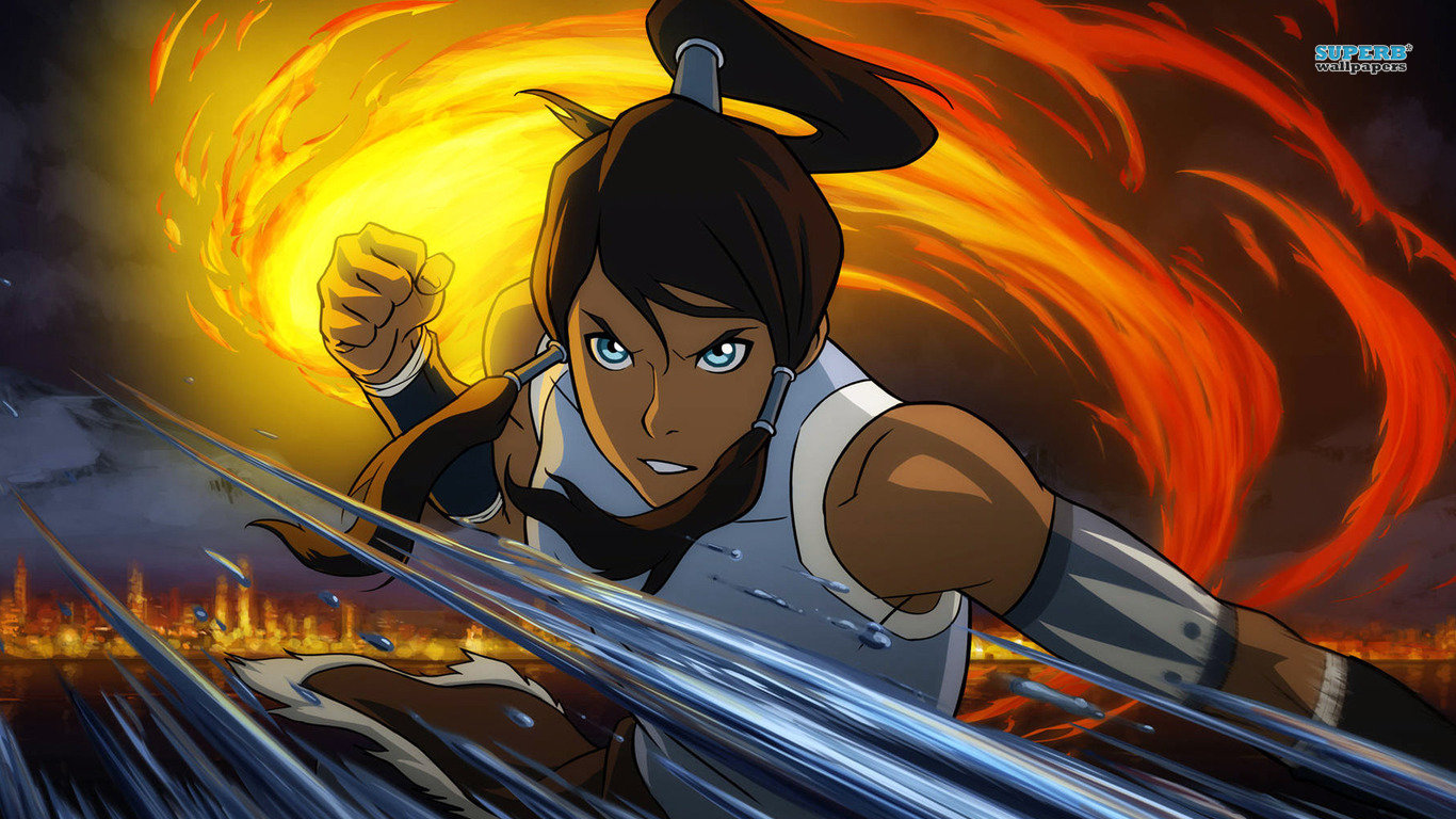 High resolution Avatar: The Legend Of Korra hd 1366x768 wallpaper ID:243436 for desktop