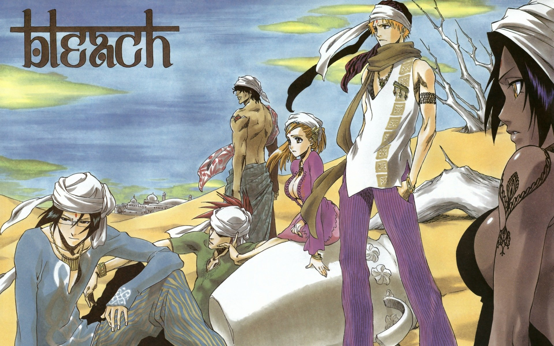 Free download Bleach background ID:419323 hd 1920x1200 for PC